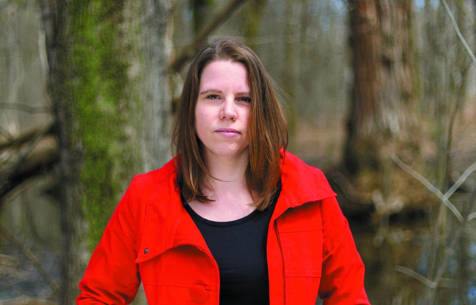 Dans son premier livre, Marie-Pier Lafontaine mène une charge contre la violence qui persiste envers les femmes.