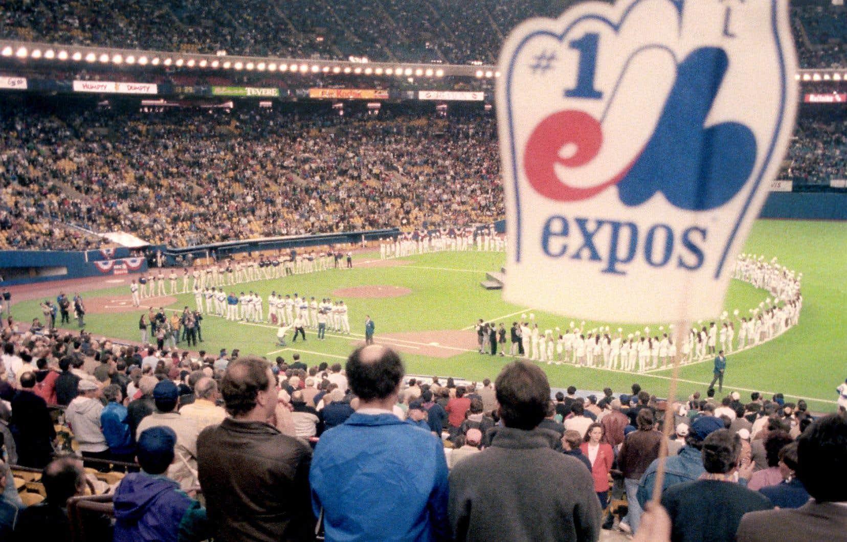 En 1994, il n'y avait pas à chercher très loin, la crème de la crème du baseball se trouvait à Montréal P.Q.