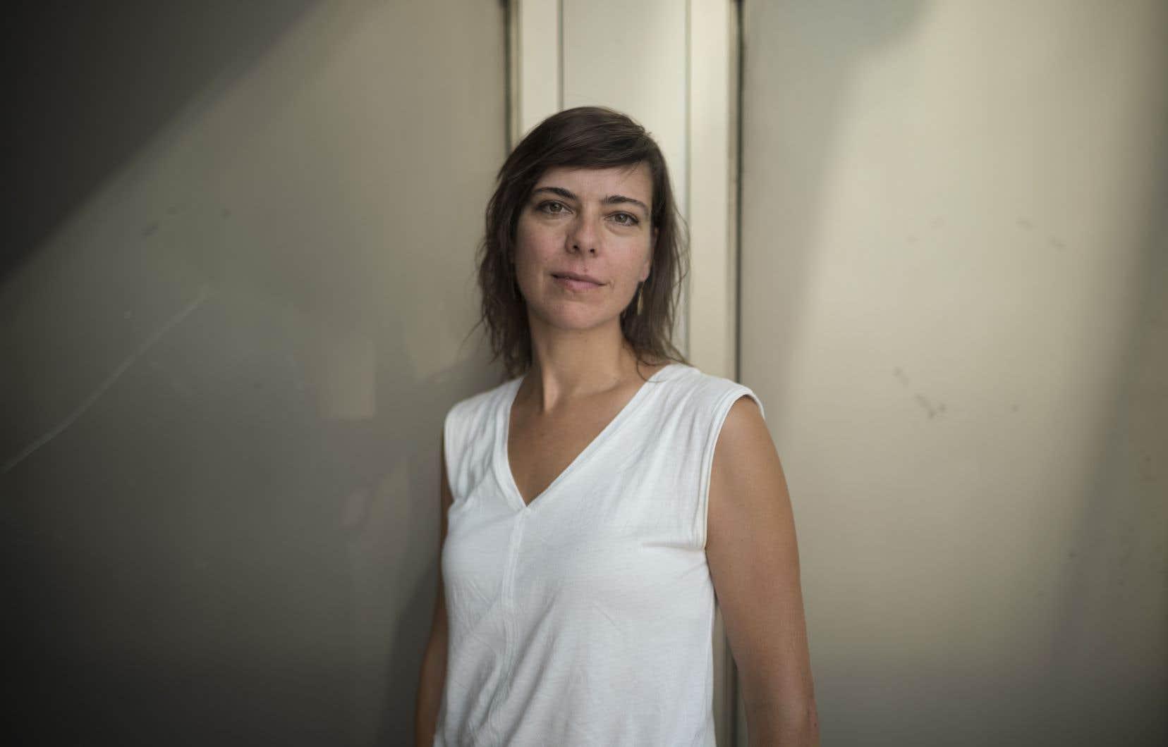 Rejointe au téléphone à sa rentrée au bercail montréalais. Sophie Deraspe s'avouait ravie: «Ça va créer une attente pour mon film qui sort au Québec le 8novembre», disait-elle.