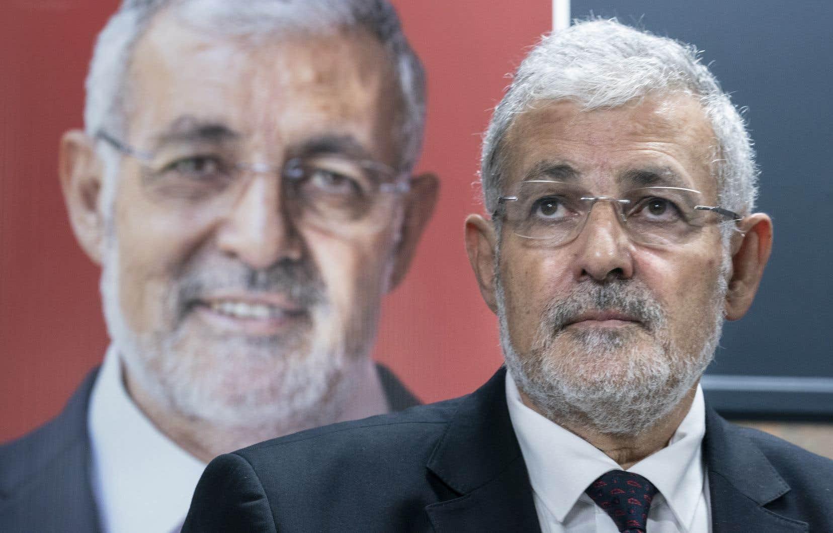 L'ex-candidat libéral Hassan Guillet a vu sa candidature révoquée par le PLC le 30 août dernier.