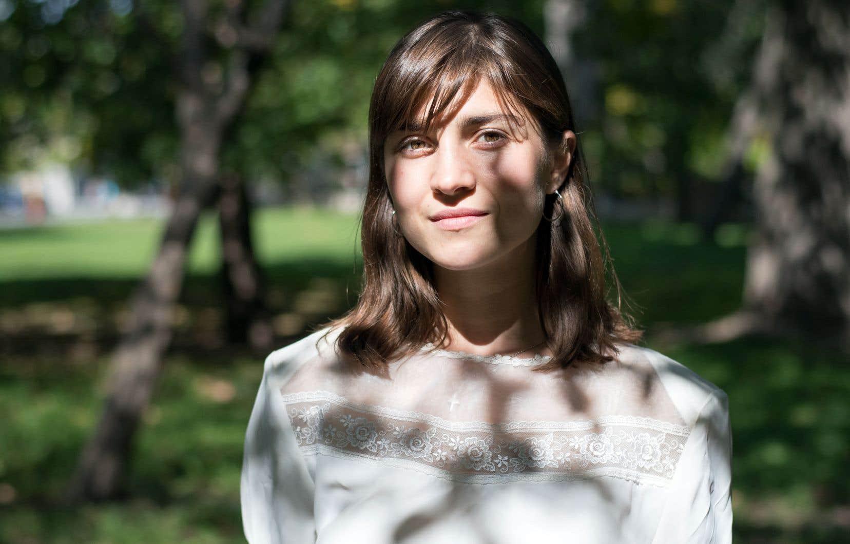À la lecture du scénario de «Le cygne de cristal», Alina Nasibullina n'a cessé de voir des parallèles avec sa propre existence.