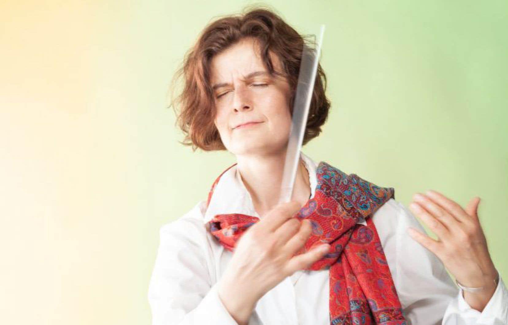La compositrice Katia Makdissi-Warren cultive le métissage des musiques occidentales et de tradition.