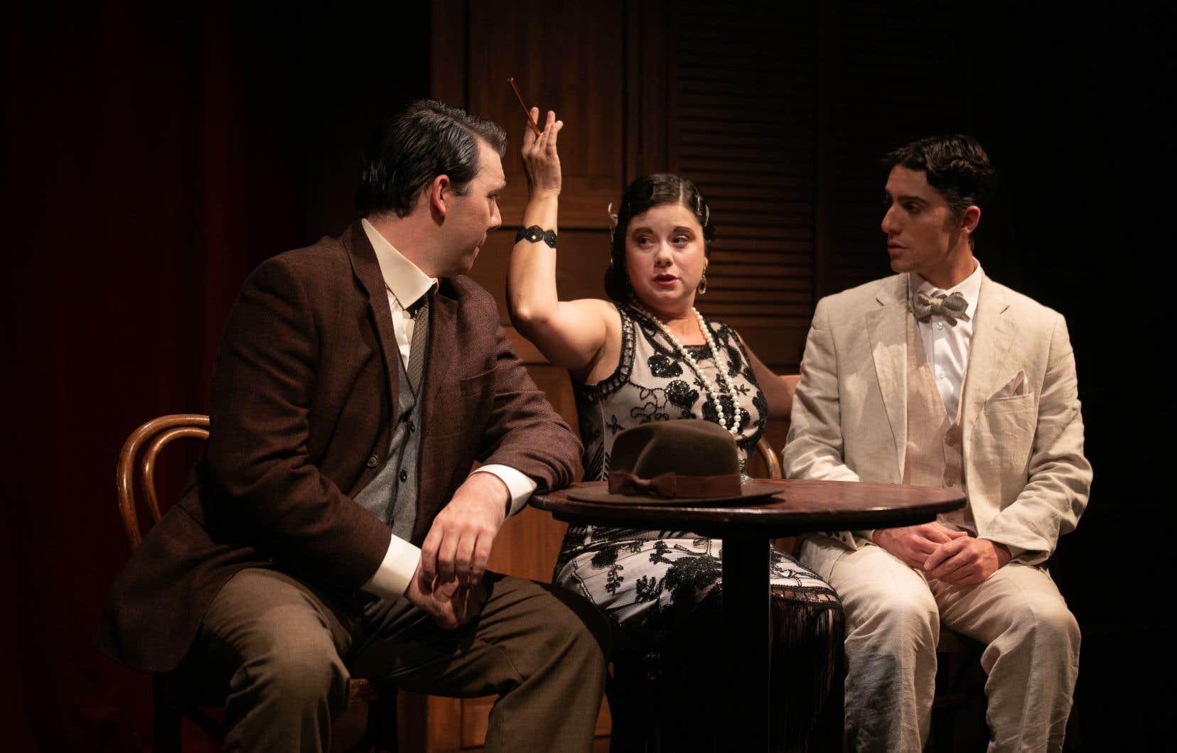 «Le Miel est plus doux que le sang»,en ouverture de saison au Théâtre Périscope