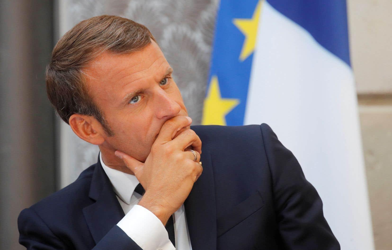 Emmanuel Macron a lancé une petite bombe en proposant de rouvrir le débat sur l'immigration.