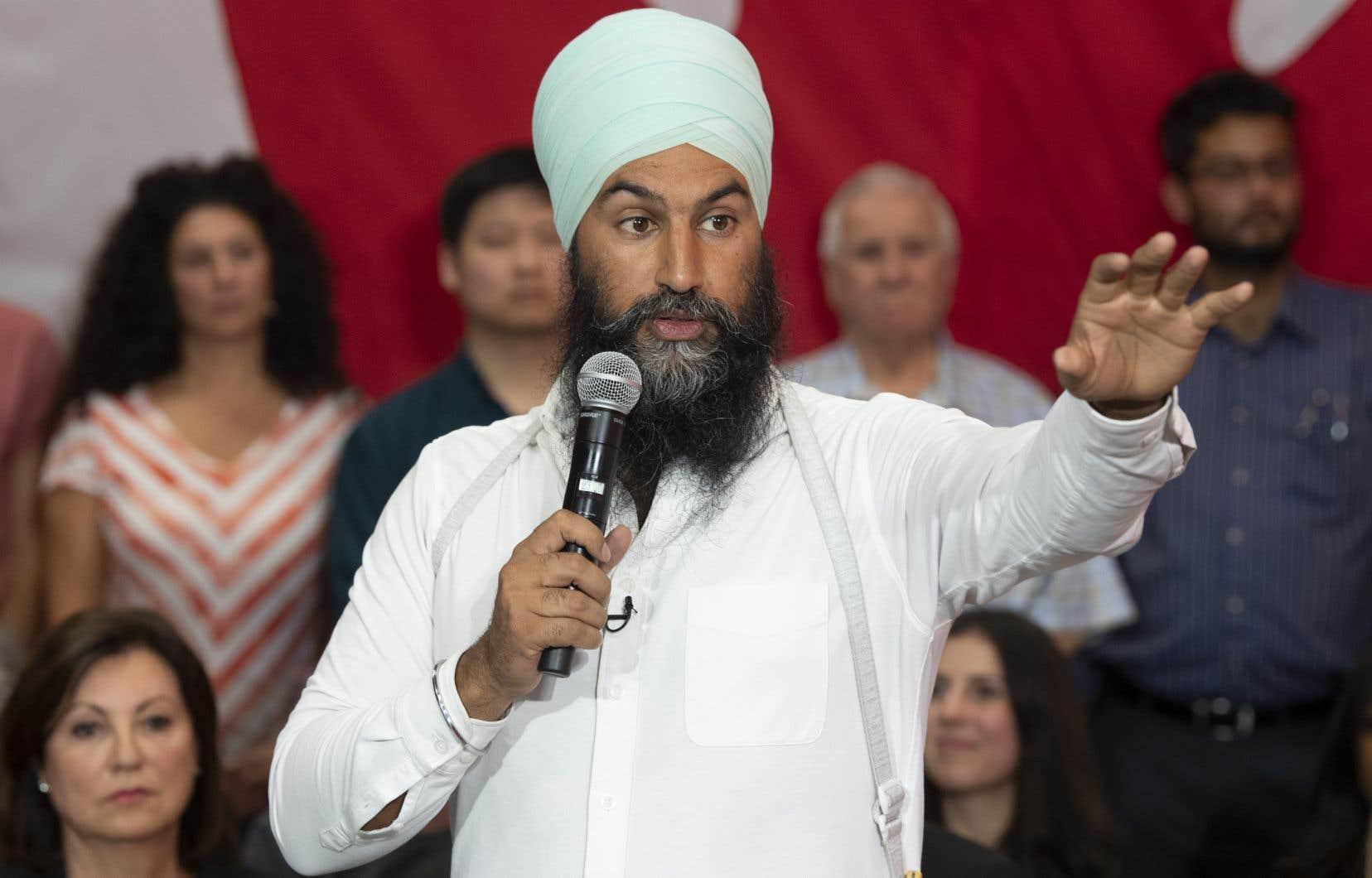Seul le NPD s'approche d'un ratio de candidats issus des minorités visibles de 21,6%, semblable à celui enregistré au pays par Statistique Canada.