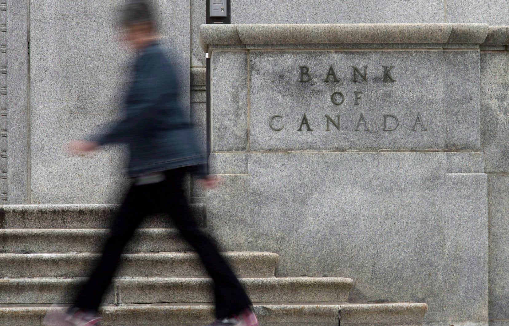 La banque centrale affirme vouloir éviter toute incidence possible—ou toute apparence d'incidence—sur le débat politique.