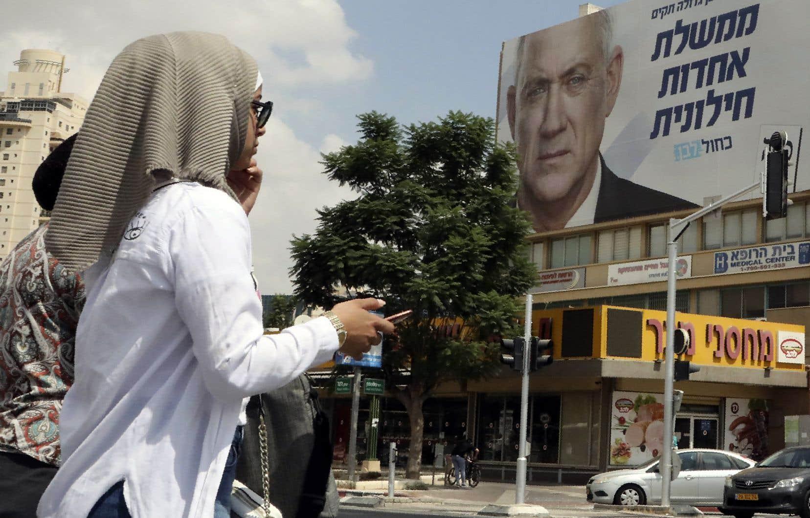 La Liste unie des partis arabes israéliens, devenue la troisième force politique du pays avec 13 sièges, a causé la surprise générale en se rengeant derrière Benny Gantz.