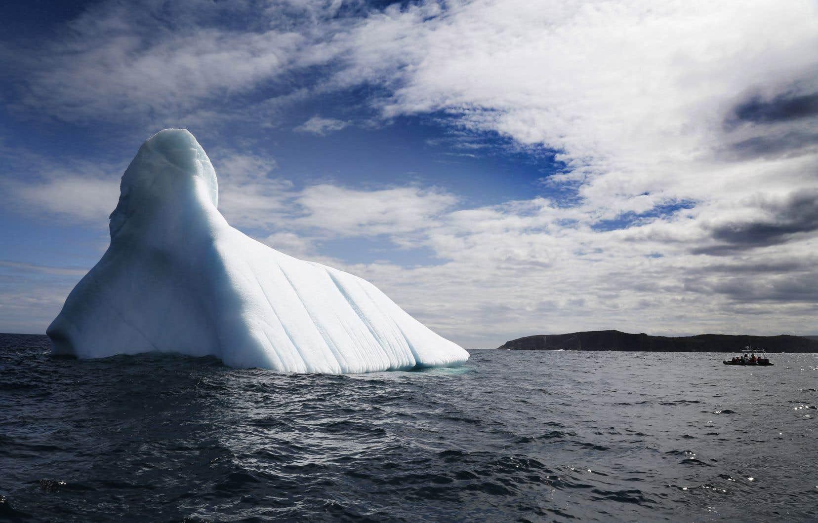 «Le réchauffement climatique s'accélère et plus nous attendons, plus le coût des efforts pour s'adapter au climat changeant augmentera de façon exponentielle», écrit l'auteur.