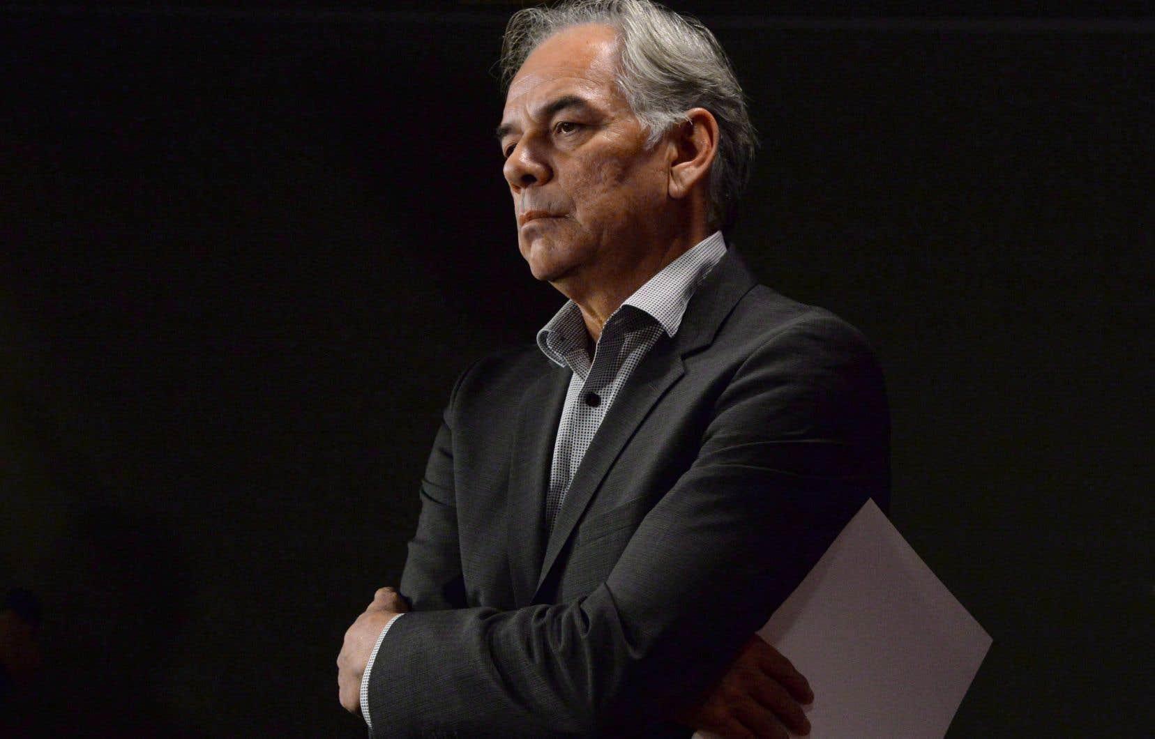 «Où seront les caméras [vendredi], vous pensez?» avait réagi sur Twitter Ghislain Picard, chef de l'Assemblée des Premières Nations Québec-Labrador.