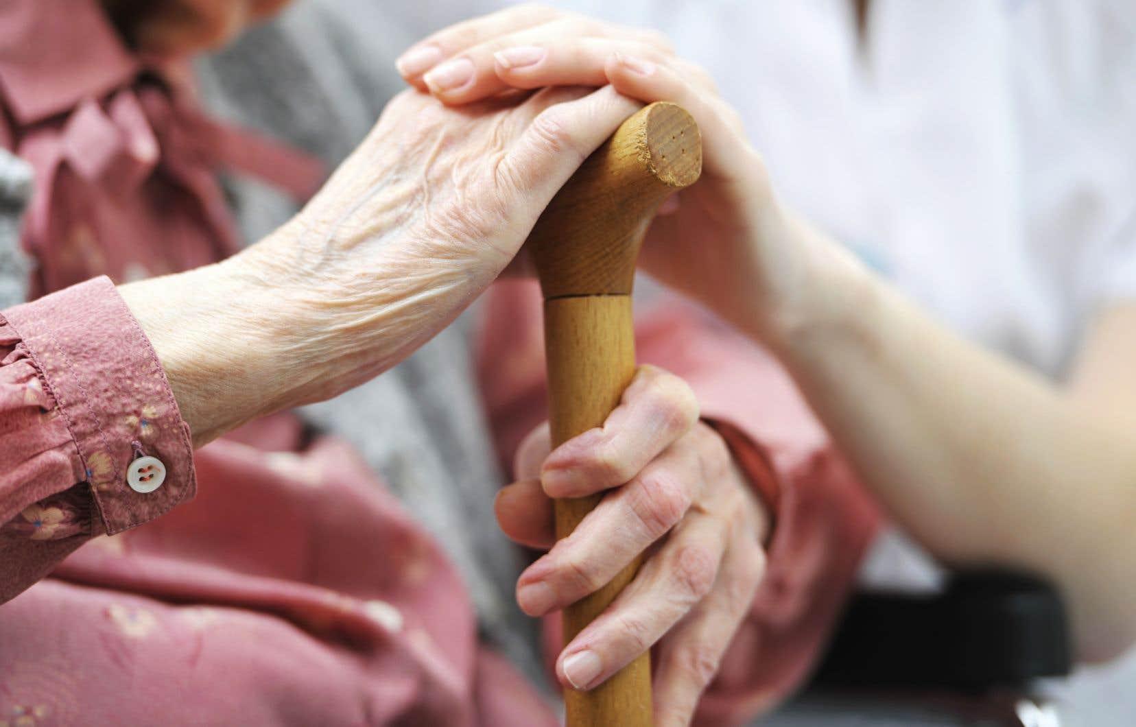 Le Conseil pour la protection des malades estime qu'il y a plus de 30000 Québécois vivant dans des CHSLD.