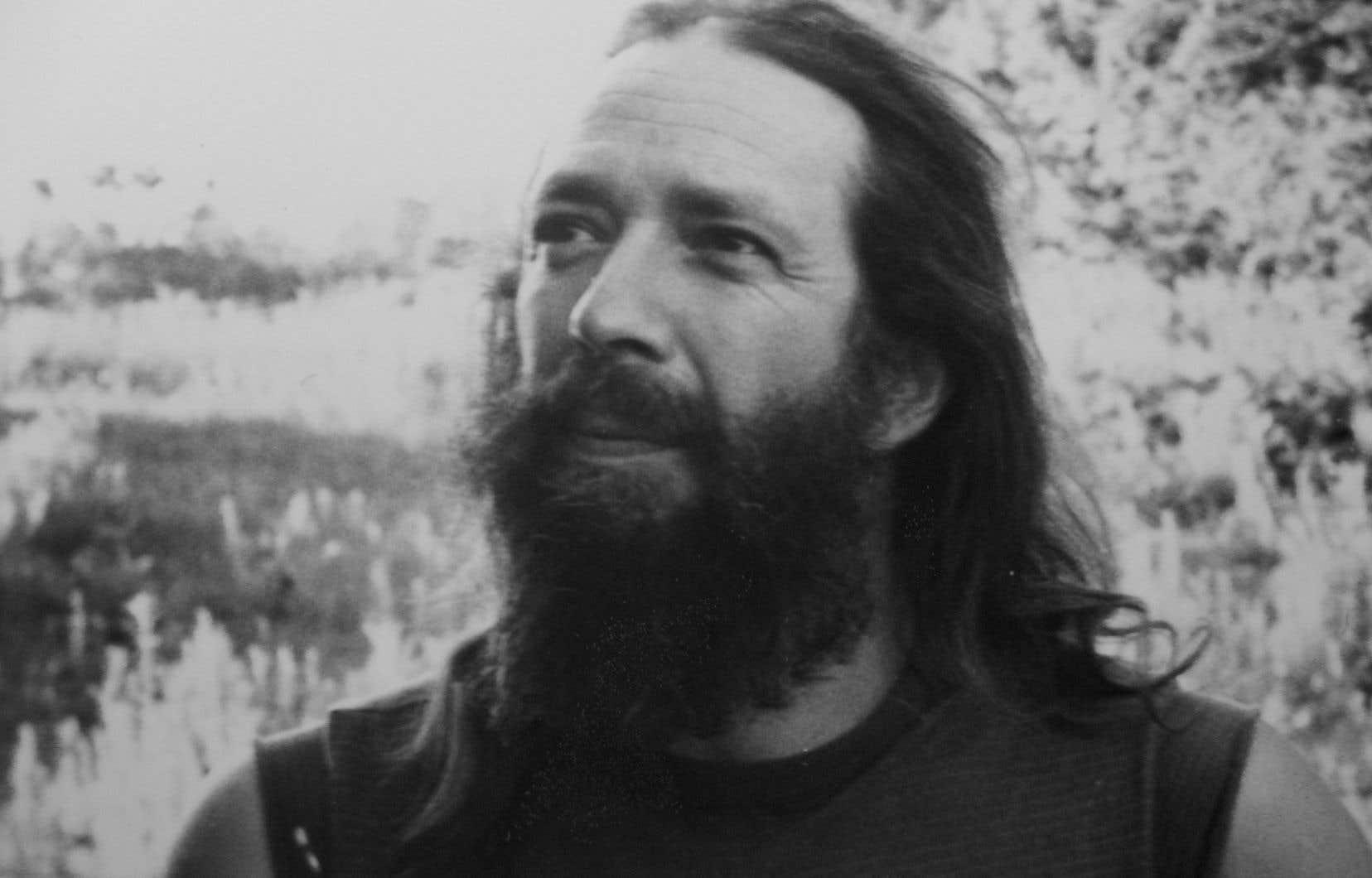 Pierre Falardeau en 1985
