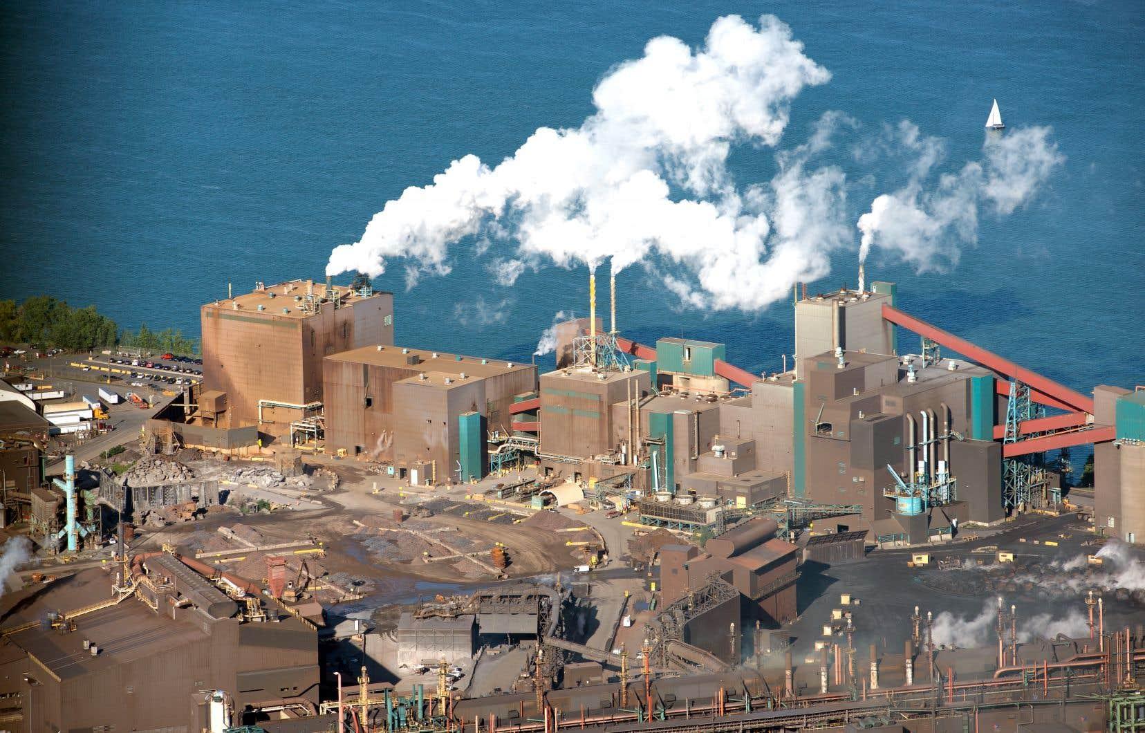 Le chef libéral promet une aide de transition pour les travailleurs des industries qui seraient affectées par le plan de carboneutralité.