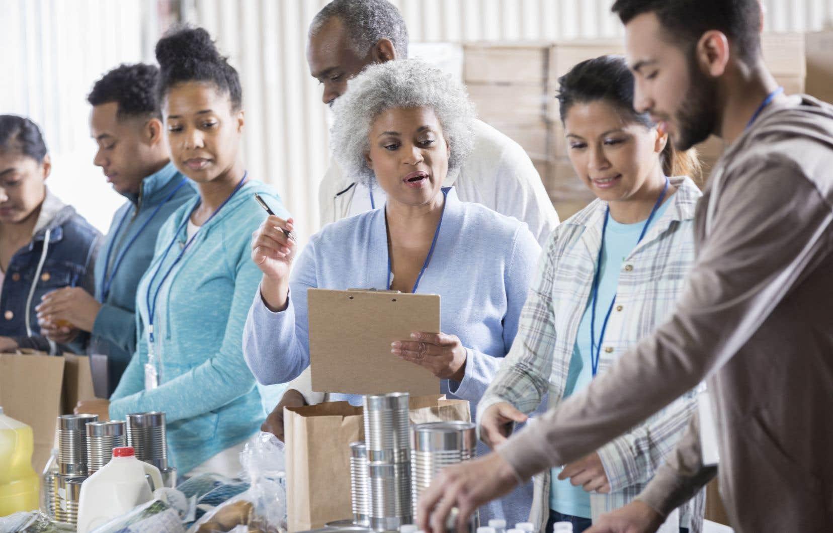 S'impliquer dans le bénévolat peut servir à combattre le sentiment d'inutilité qui s'installe à la retraite.