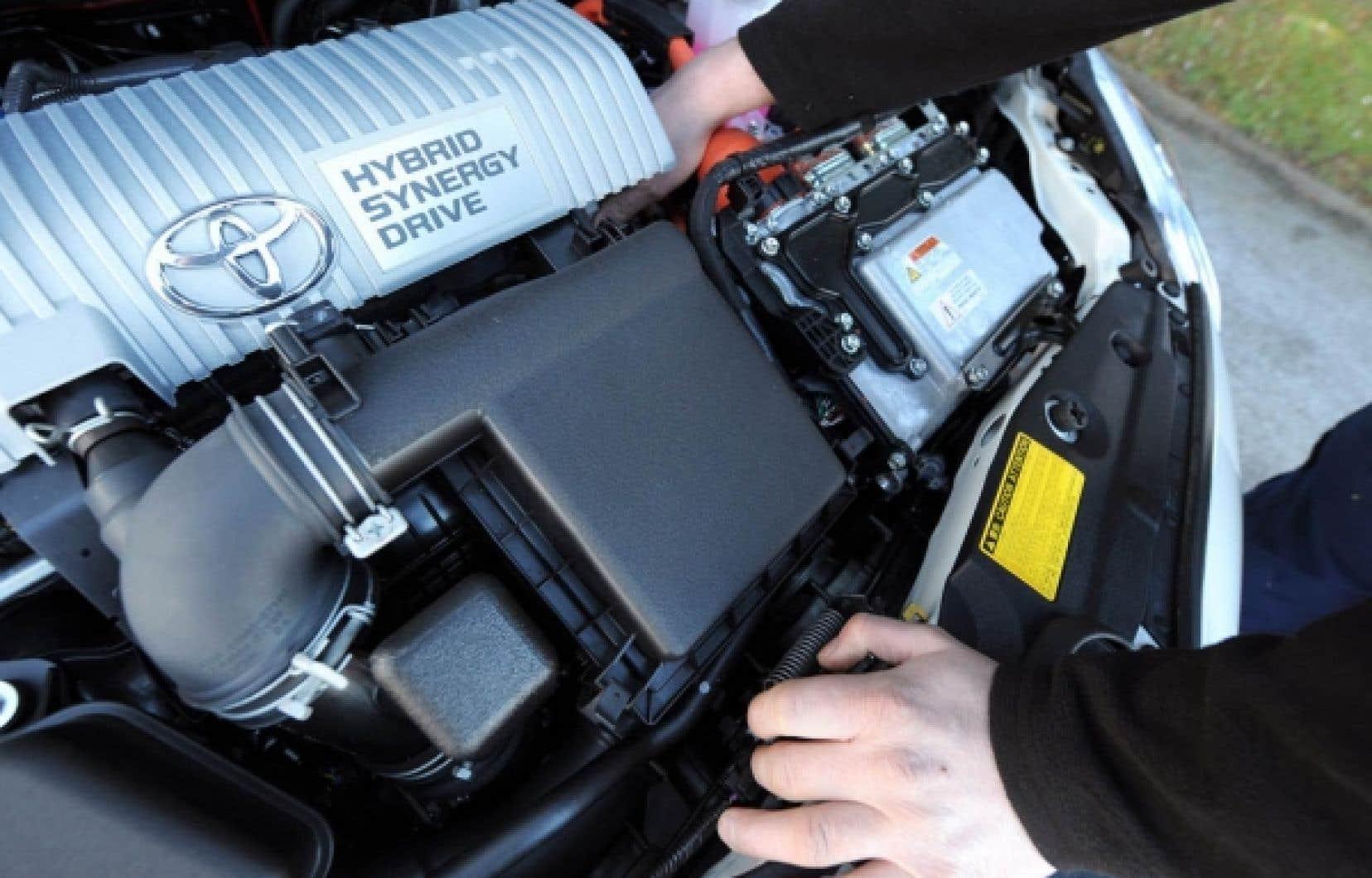Prius, la première voiture hybride