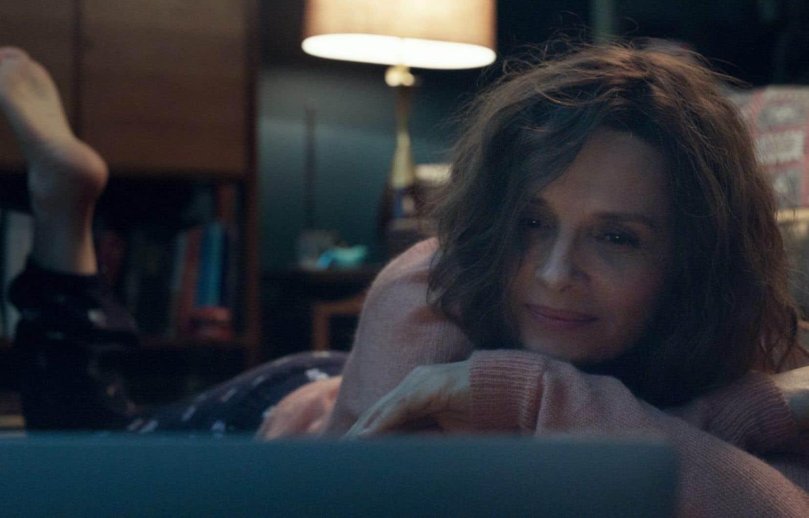 Elle a beau ici s'appeler Claire, rien n'est plus opaque et contradictoire que les comportements de cette femme, pleine d'assurance en professeure de littérature, vite désespérée en amante larguée deux fois plutôt qu'une.