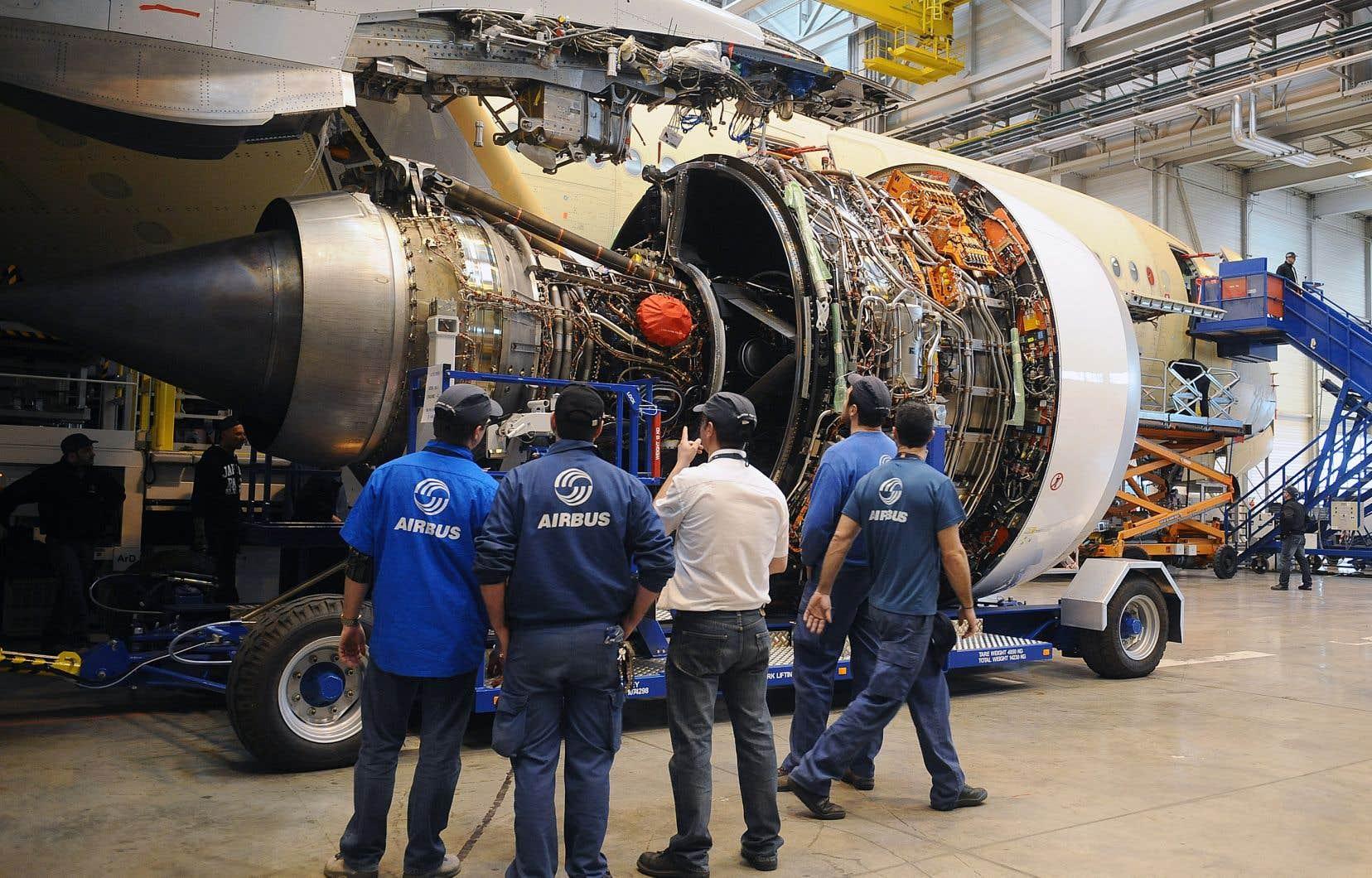 Les cyberpirates s'intéressaient particulièrement aux moteurs et aux systèmes électroniques d'aide au pilotage.