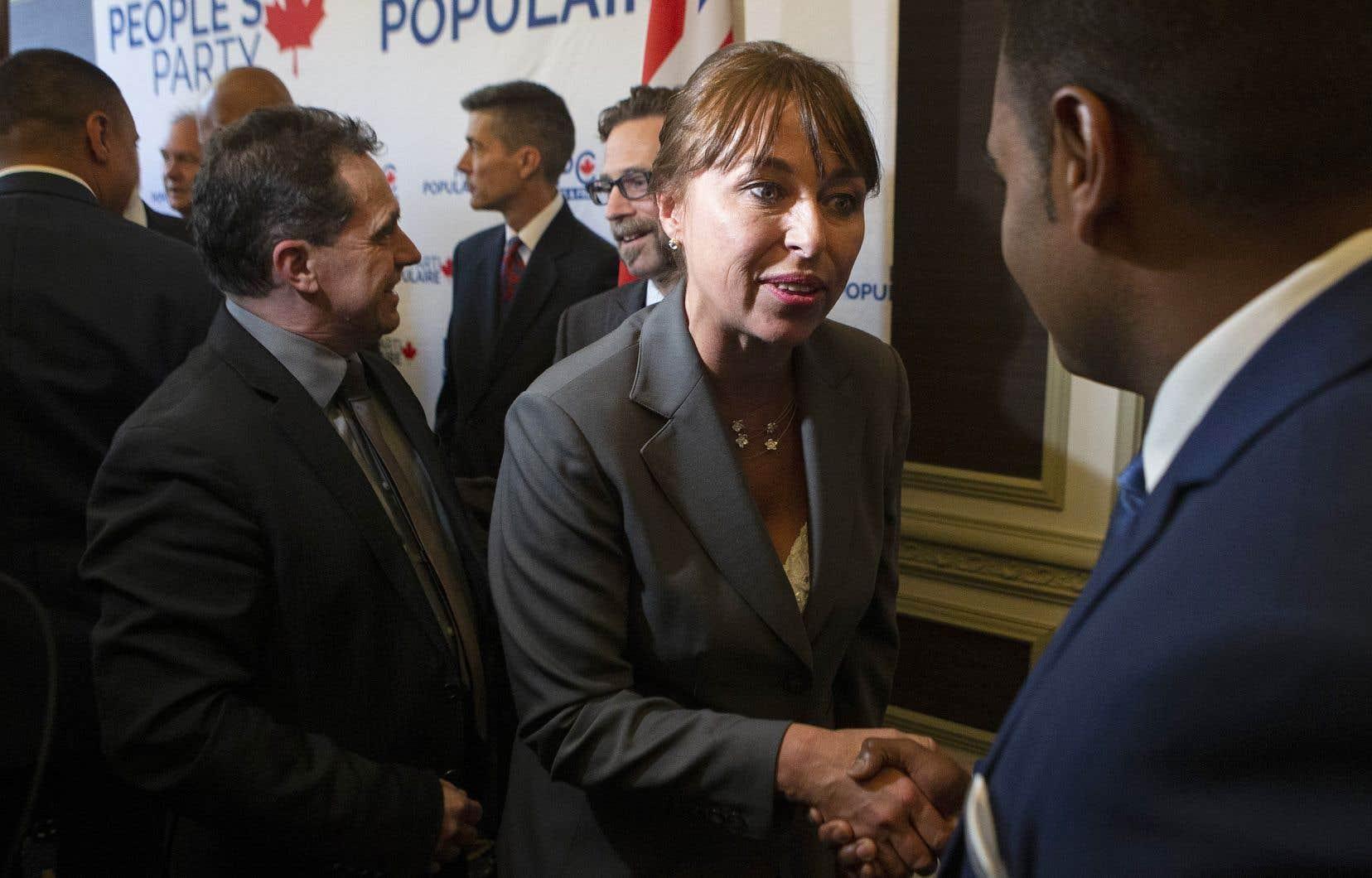 RenataFord soutient qu'elle ne pâtit pas de l'impopularité du premier ministre actuel.