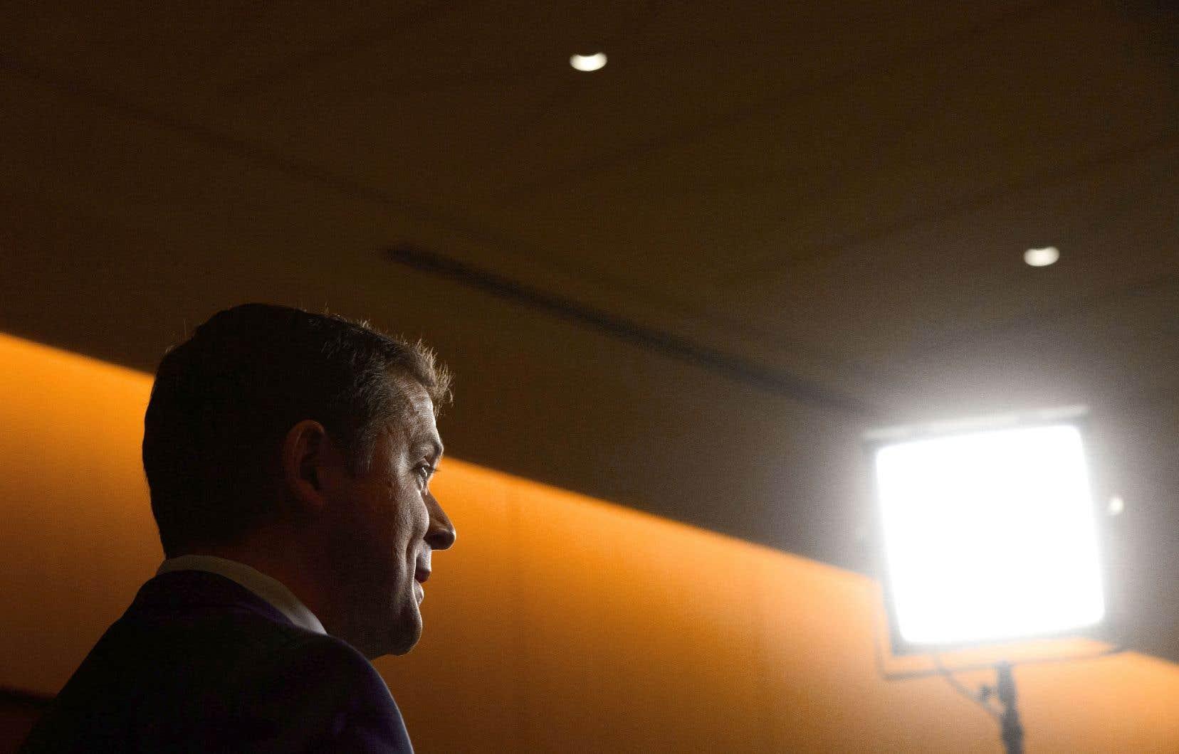 Le parti d'Andrew Scheer reproduit la manière de faire campagne qui prévalait à l'époque de Stephen Harper.