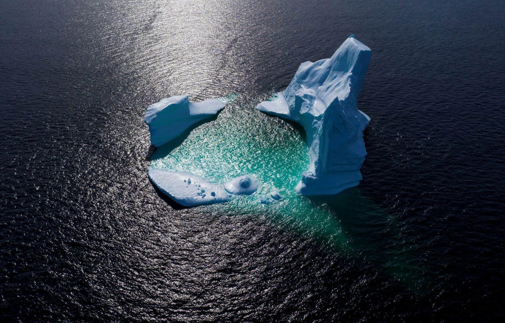 La hausse du niveau des océans forcerait en 2050 à migrer par «millions». Mais l'information n'a pas fait la une.