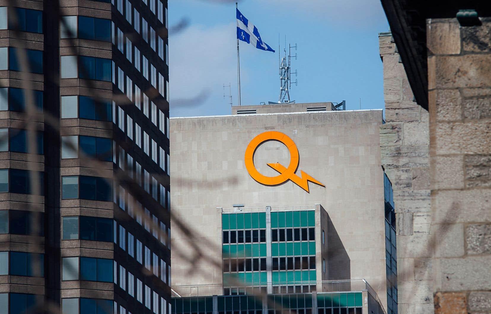 Hydro-Québec partage la première place du rapport avec la Caisse de dépôt du Québec, les deux sociétés d'État recevant une note globale de 82%.