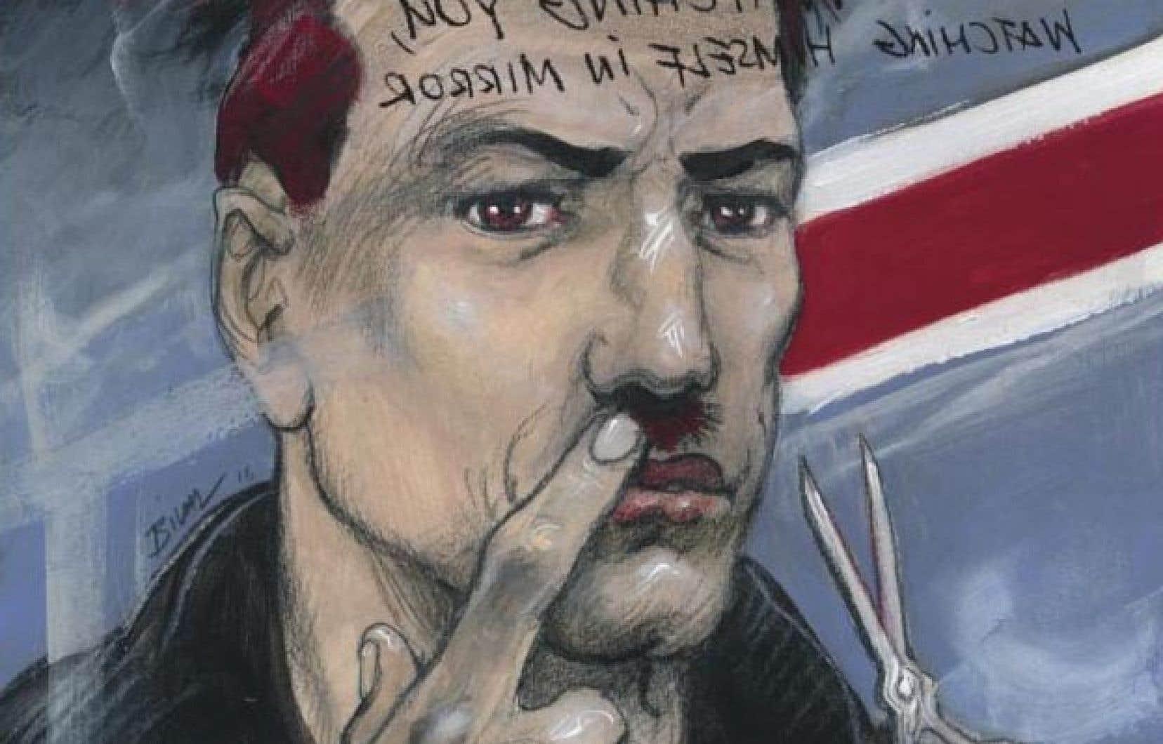 Illustration tirée du livre Orwell