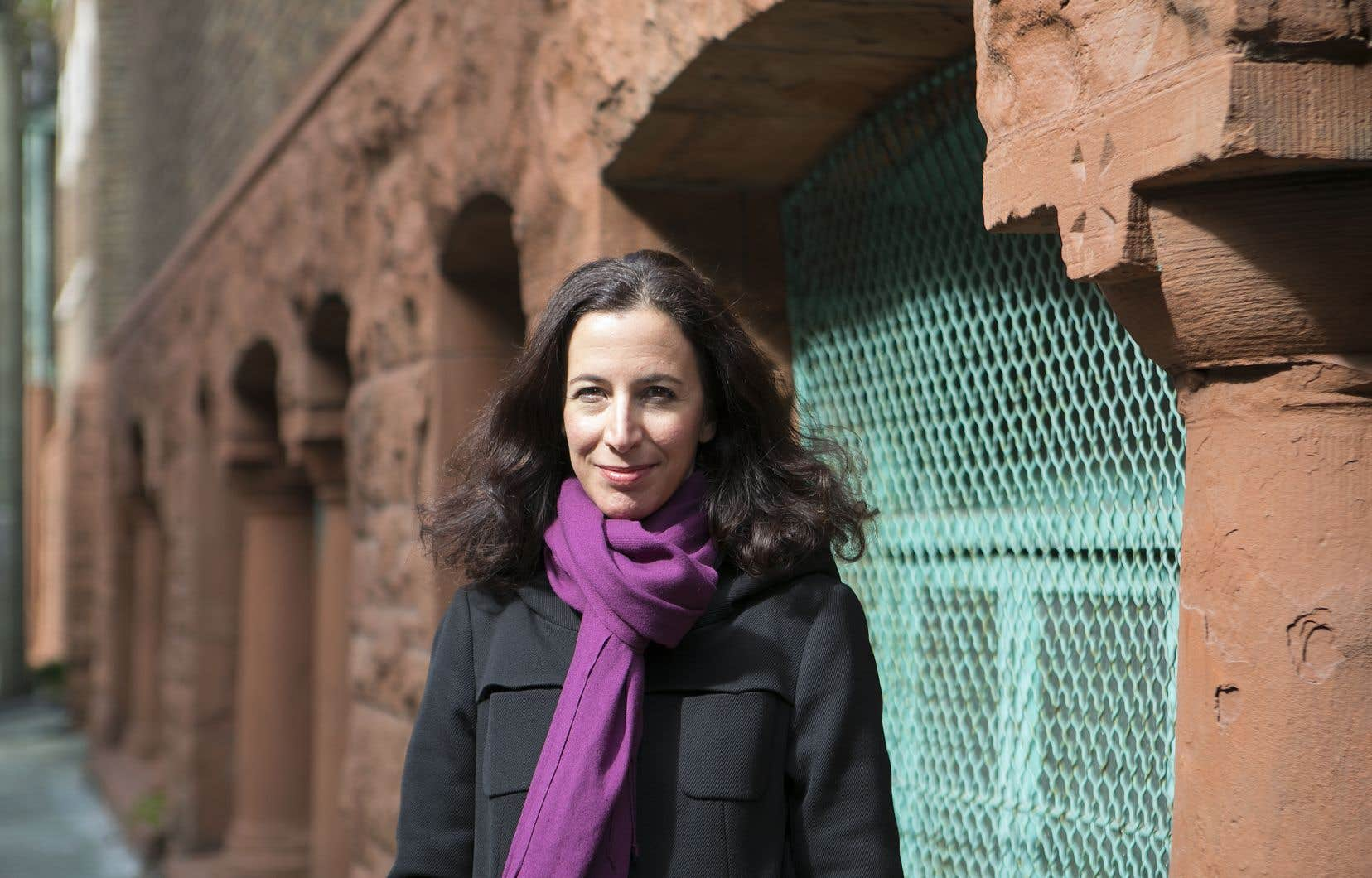 La chroniqueuse Rima Elkouri publie son premier roman, «Manam».