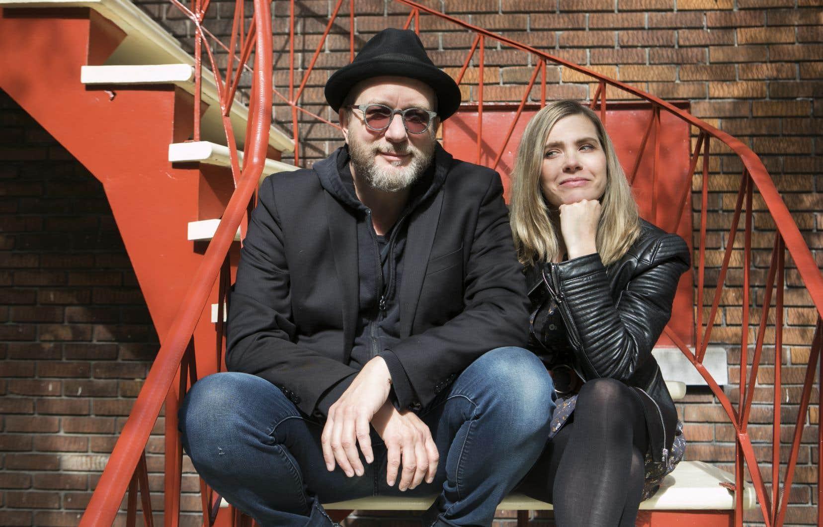«Si on voulait faire un deuxième album, c'était maintenant», explique Andrea Lindsay. Simple calcul: quand on est deux auteurs-compositeurs-interprètes actifs et qu'on a créé un petit Louis qui a maintenant trois ans, il faut voir venir.