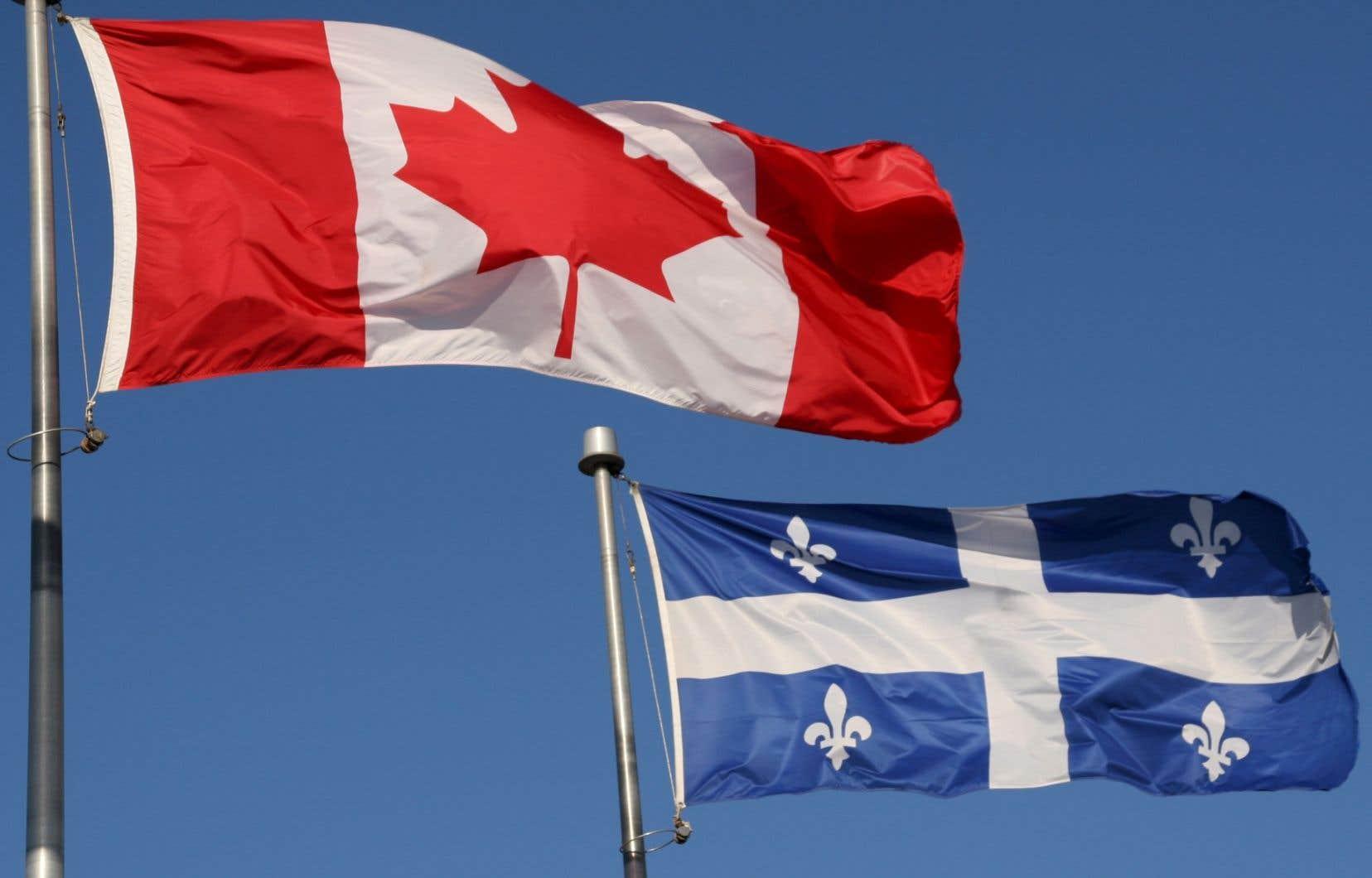 Les données de Statistique Canada indiquent que le Québec est responsable de 74% de toute la croissance du bilinguisme au Canada au cours des dix années précédentes.