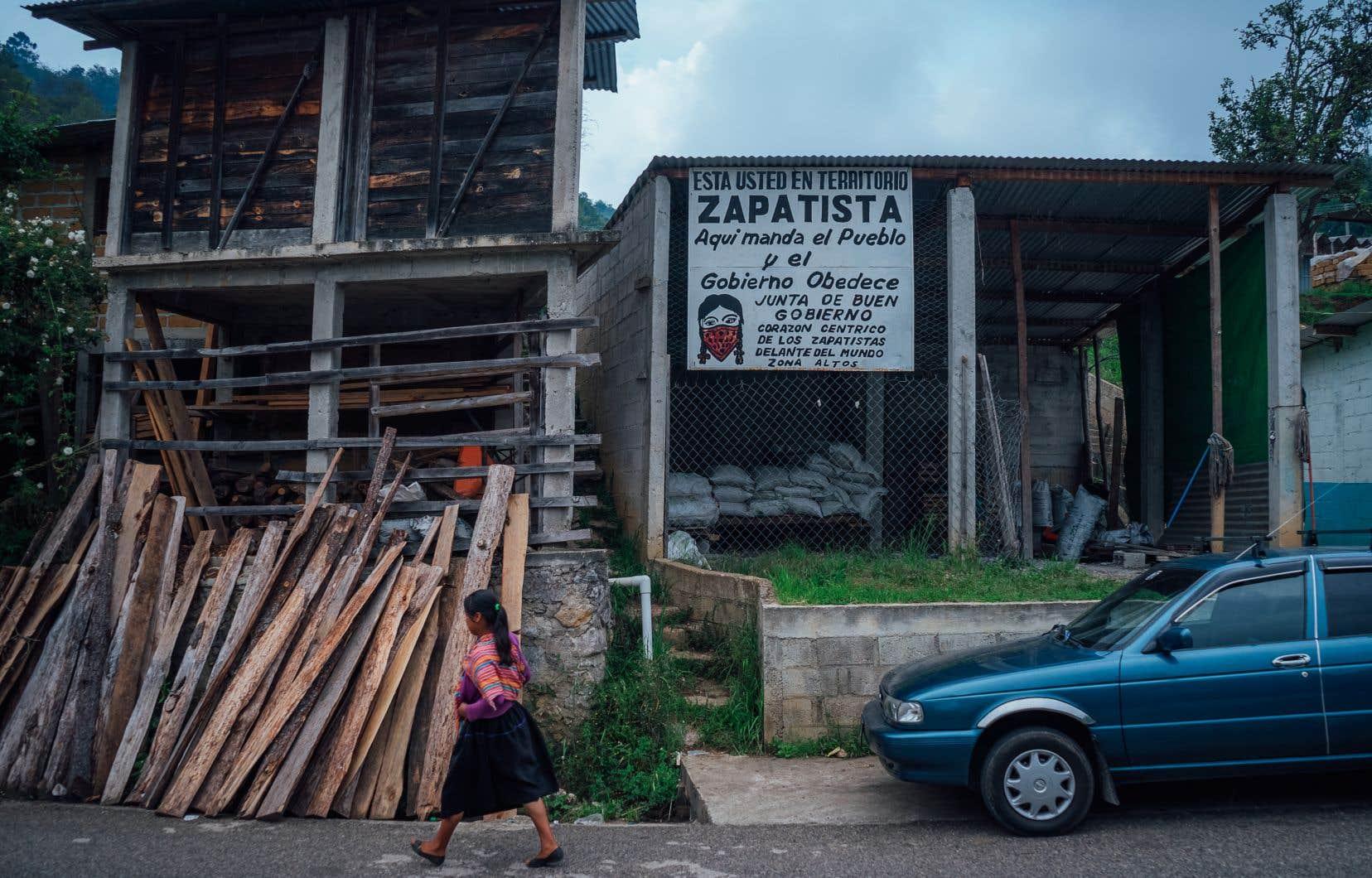 Le zapatisme, parfois appelé néozapatisme et dont le nom fait référence à Emiliano Zapata (1879-1919), prône un mode de vie qui va au-delà des moeurs politiques et sociales du pays.