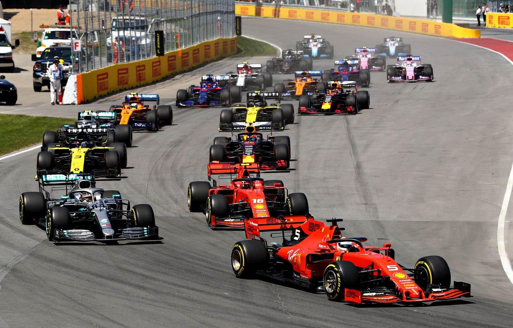 La prochaine édition du Grand Prix du Canada, dont le promoteur dispose d'une entente avec la F1 jusqu'en 2029, se tiendra le 14 juin 2020.