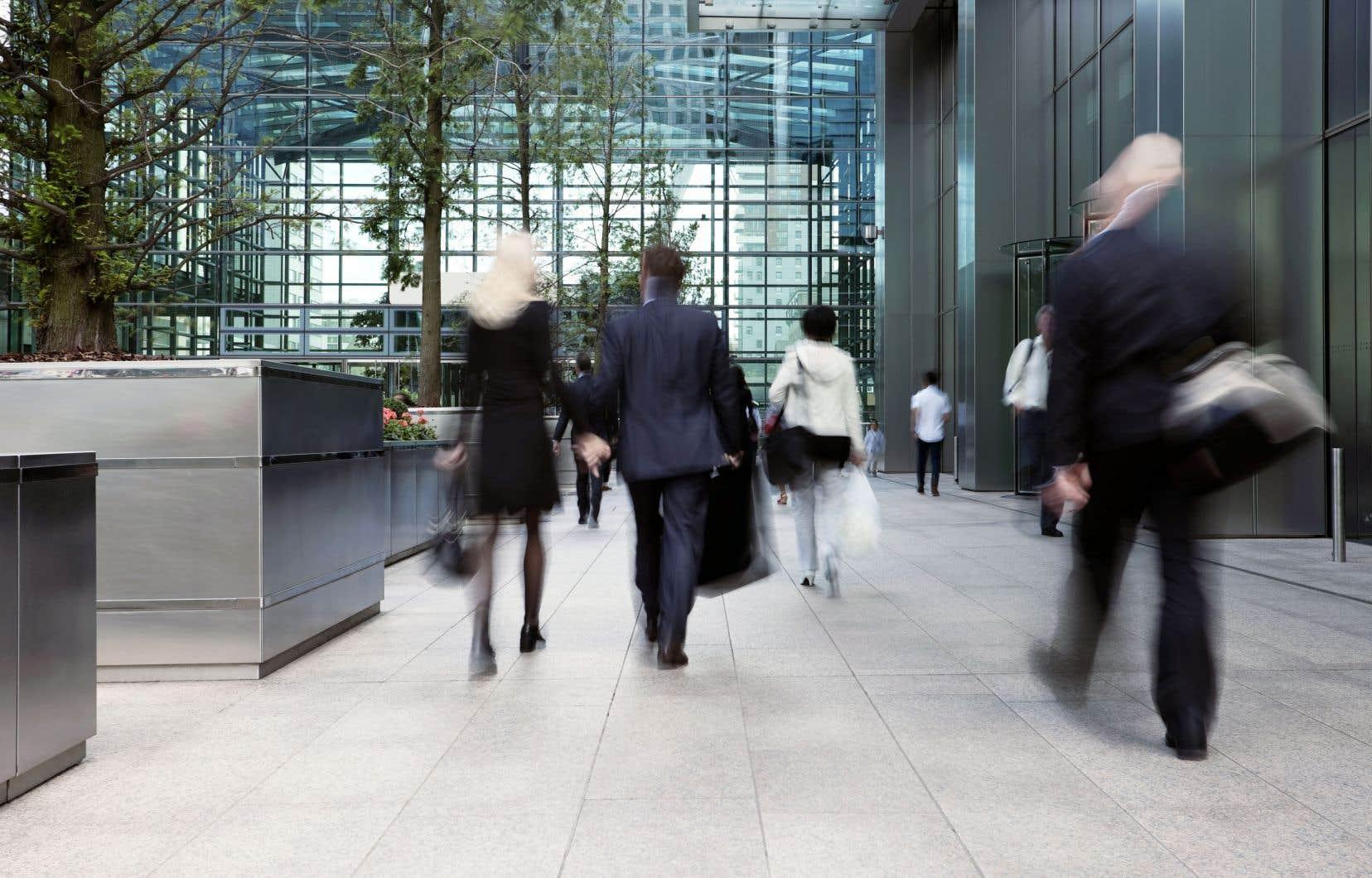 Loin d'une tendance vers la parité, le rétrécissement traduit davantage un changement dans la configuration du marché de l'emploi.