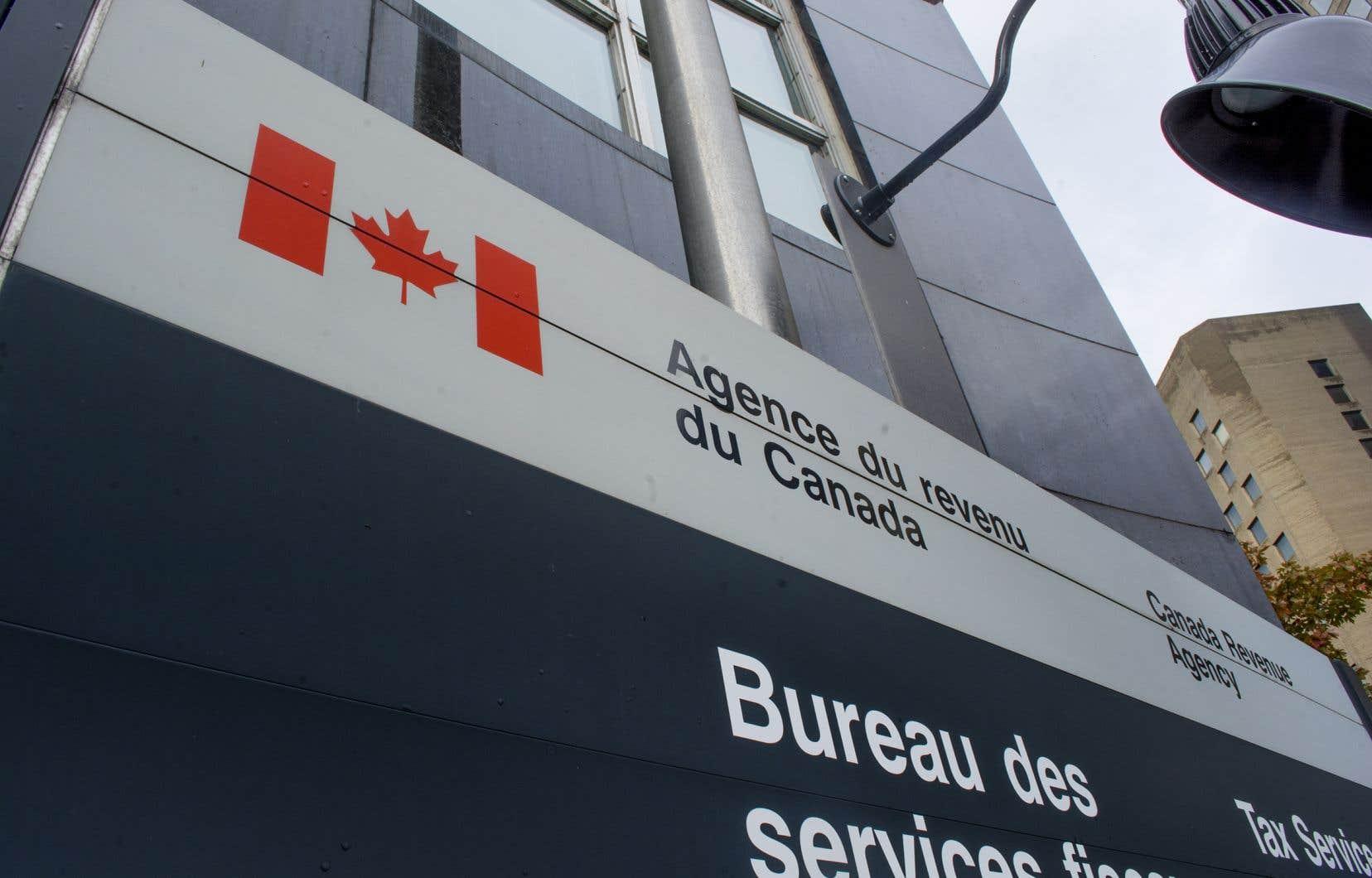 «Des investissements dans l'Agence du revenu du Canada ont permis d'améliorer ses capacités en matière de vérification», mentionne l'auteur.