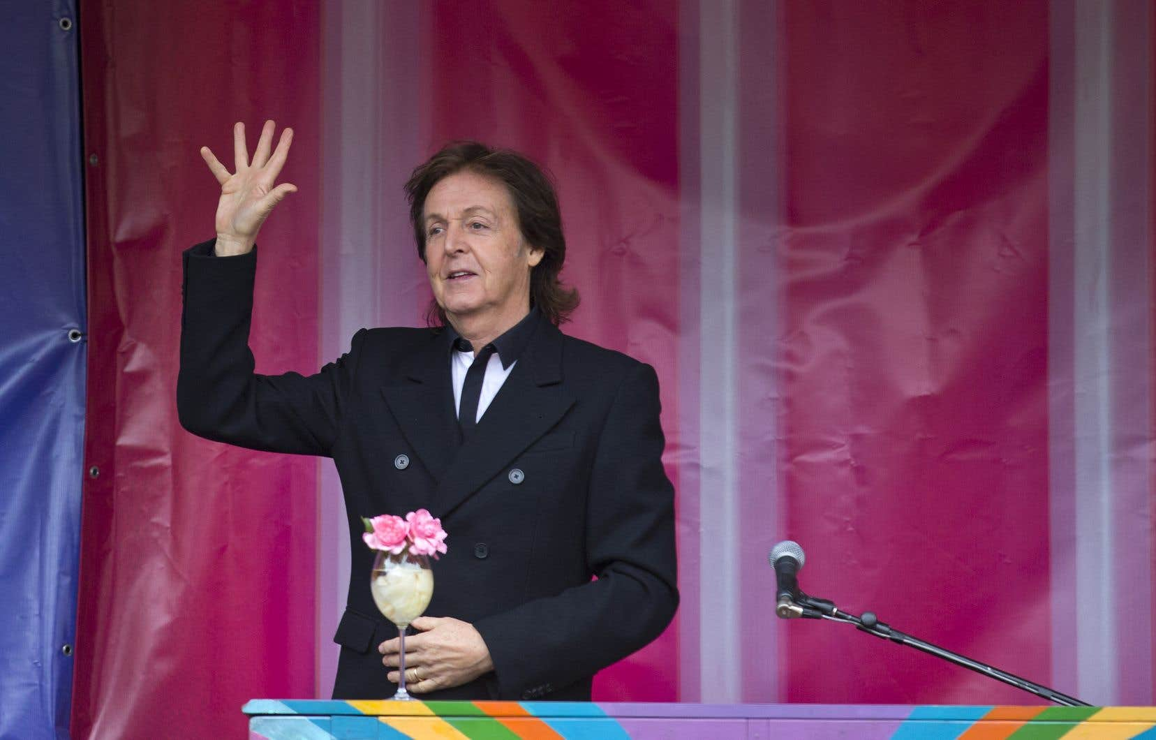 Paul McCartney en 2013