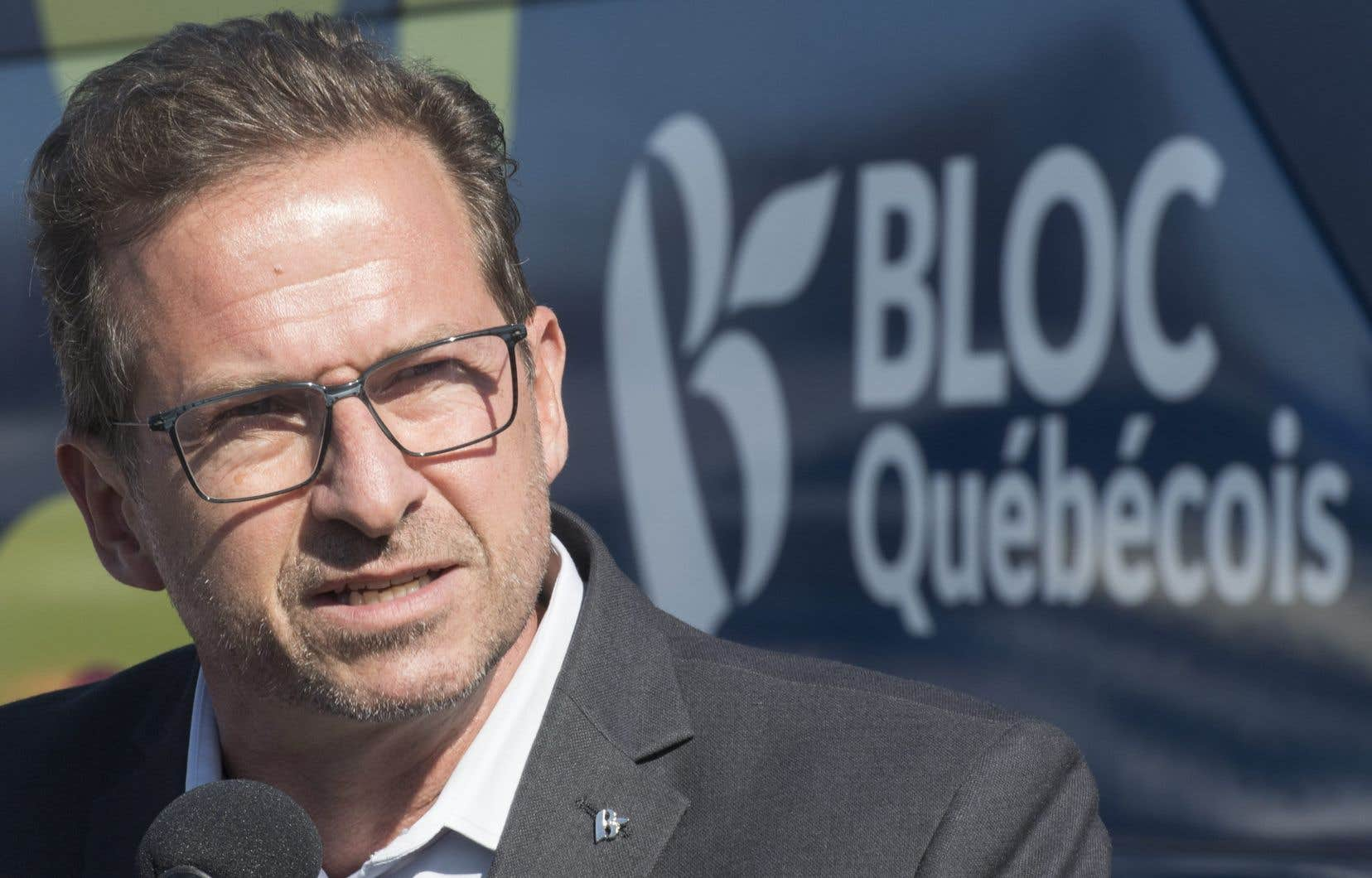 «Le seul critère qui présidera aux choix du Bloc Québécois sera que chacun des projets, chacune des motions, chacune des propositions, chacun des crédits, chacun des budgets servent le Québec», a précisé Yves-FrançoisBlanchet.