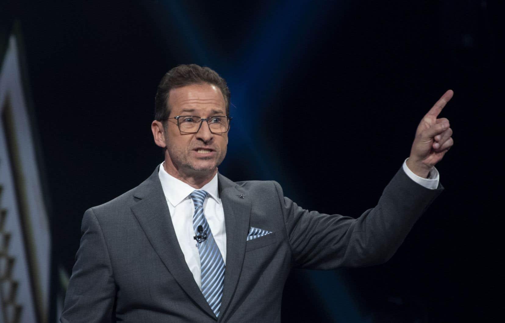 Yves-François Blanchet a annoncé qu'il se rendrait lui-même en Catalogne après le scrutin du 21octobre, car le Bloc québécois est «proche de cette cause depuis le début».