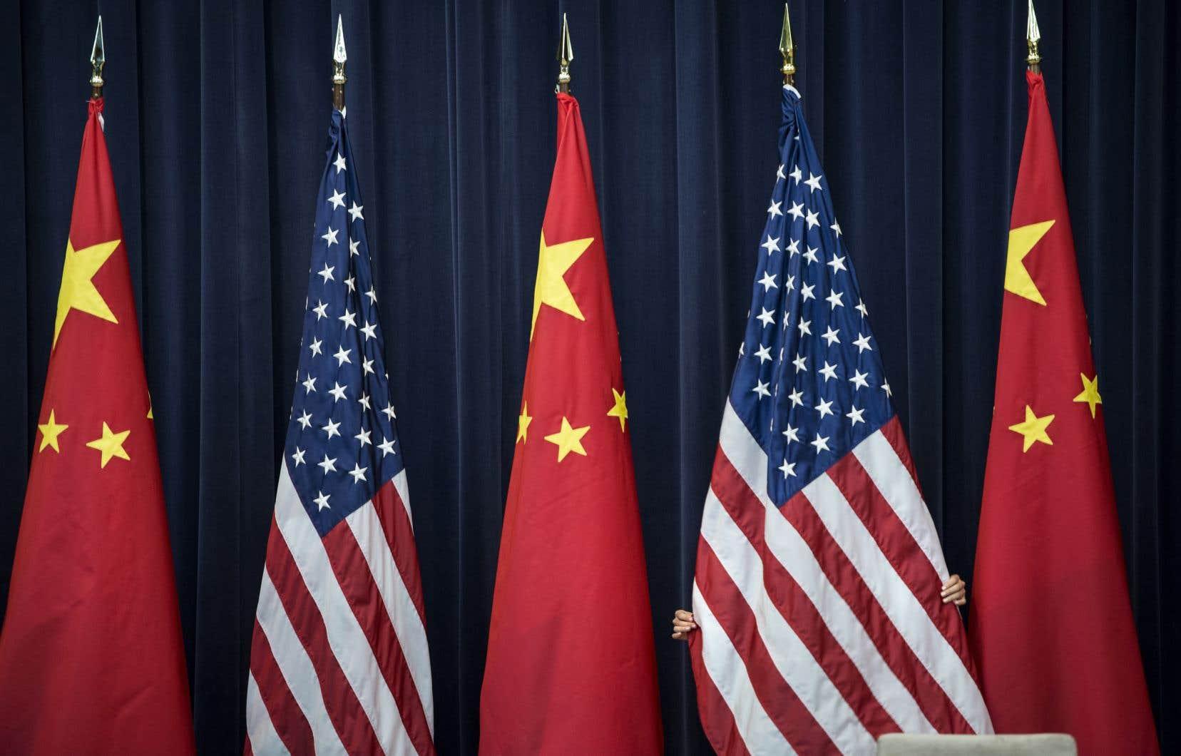 Le FMI estime que la guerre commerciale entre la Chine et les États-Unis entraînera une réduction cumulée du produit intérieur brut (PIB) mondial de 0,8% d'ici 2020.