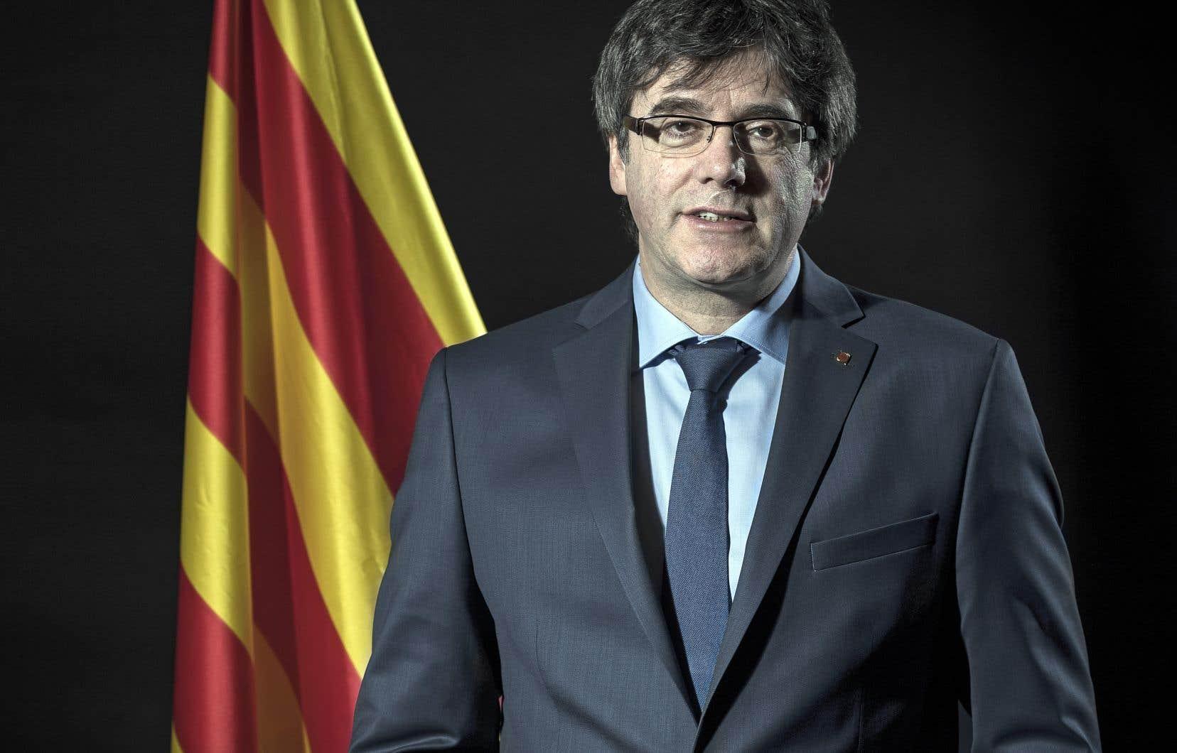 L'ex-président catalan menace de poursuivre le Canada