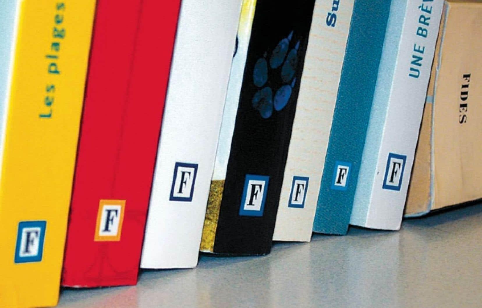 Stéphane Lavoie compte beaucoup sur les antennes dont bénéficie Coopsco dans le réseau scolaire pour à la fois favoriser la vente de titres anciens et susciter la parution de nouveaux ouvrages.