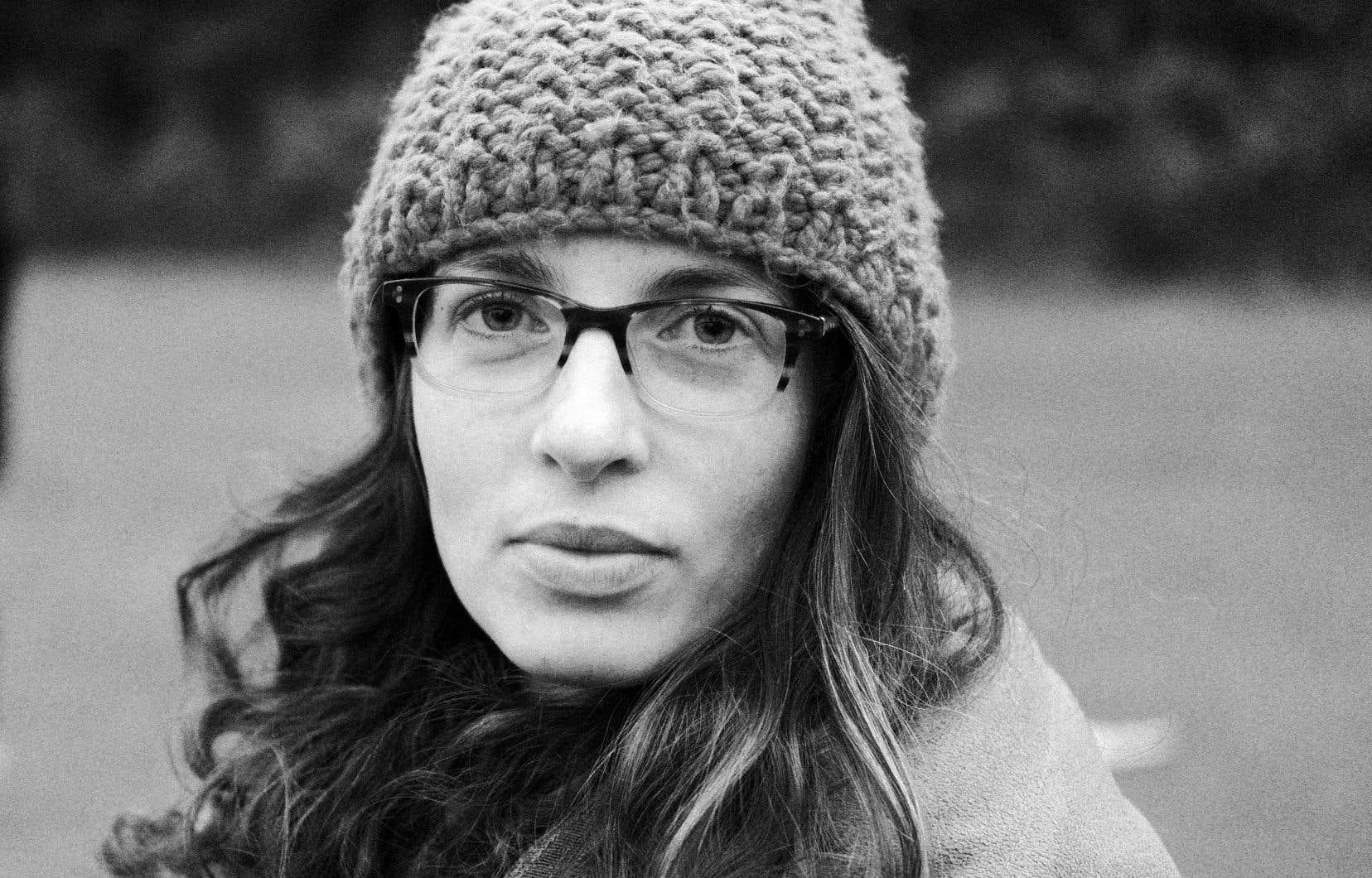 Les réflexions écologistes  et féministes abondent  dans l'écriture de Gabrielle Filteau-Chiba.