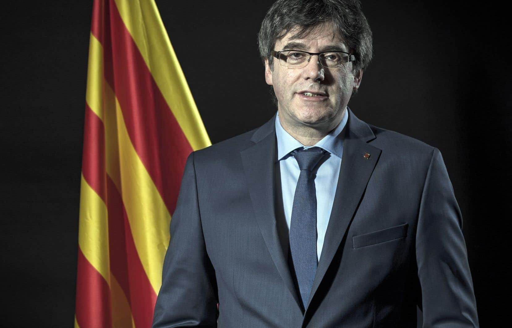 Carles Puigdemont met en demeure Ottawa