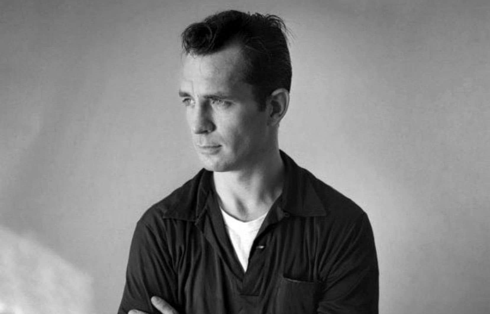 Jack Kerouac, par Tom Palumbo, vers 1956