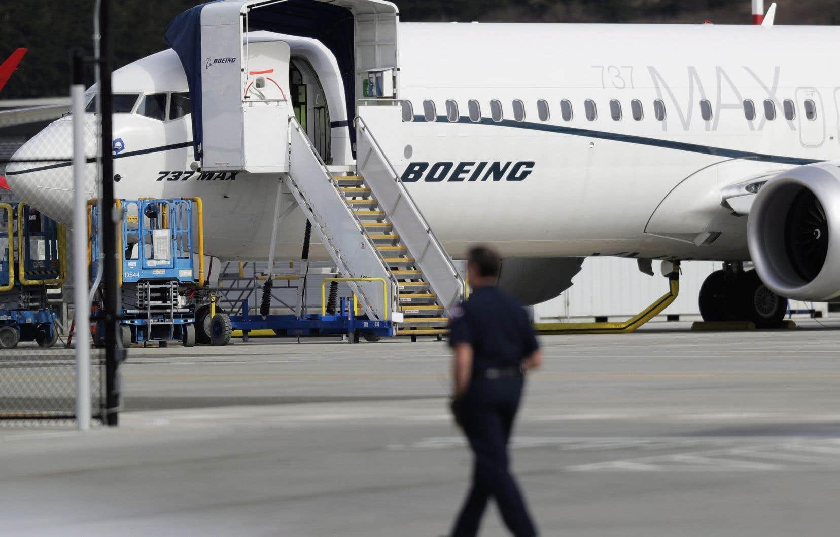 L'agence fédérale de l'aviation (FAA) américaine a accusé Boeing vendredi de lui avoir caché ces documents importants liés à la certification de son avion 737 MAX.