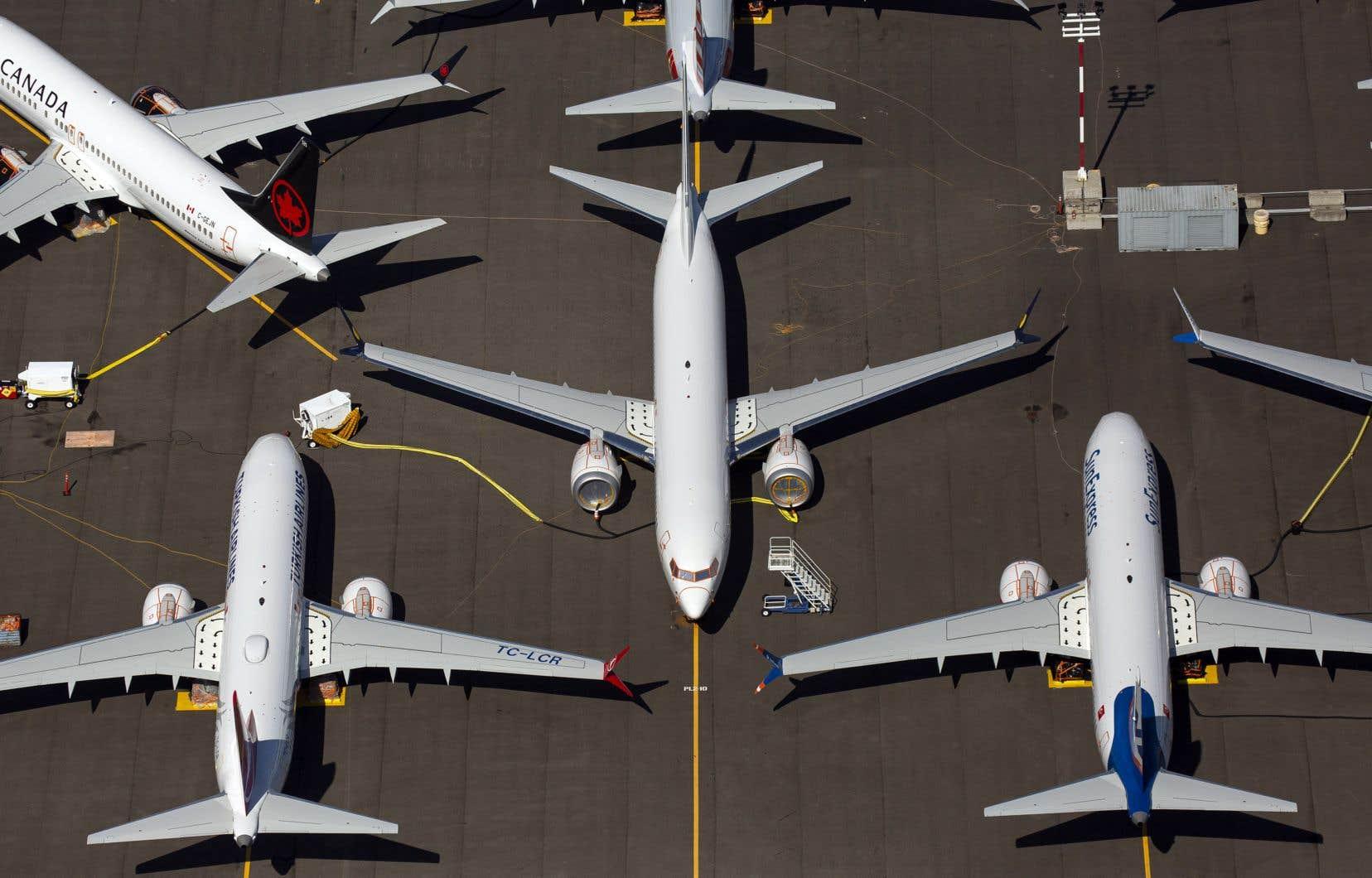 <p>Seulement 14% de voyageurs loisirs prendraient volontiers le 737 MAX dans les six mois suivant son retour dans le ciel, selon un sondage.</p>