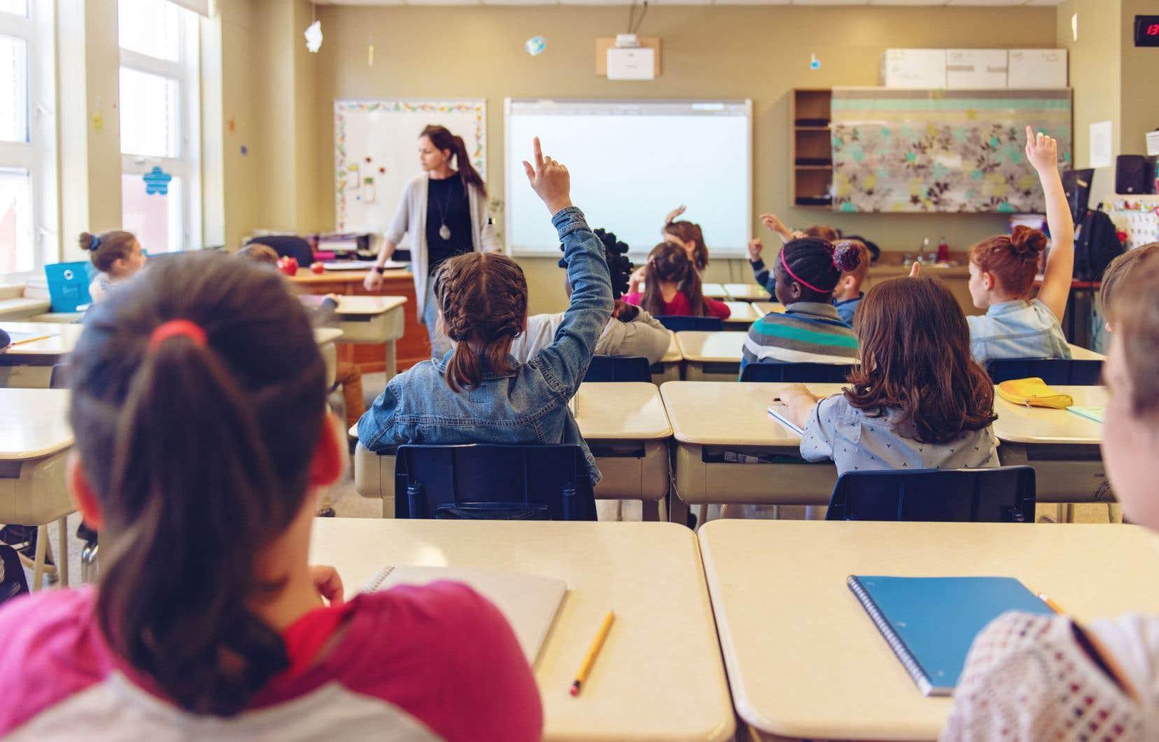 Les enfants pris en charge par les services sociaux sentent d'emblée qu'ils ne sont pas à leur place aux études, observe Jennifer Dupuis, présidente de l'organisme CARE.