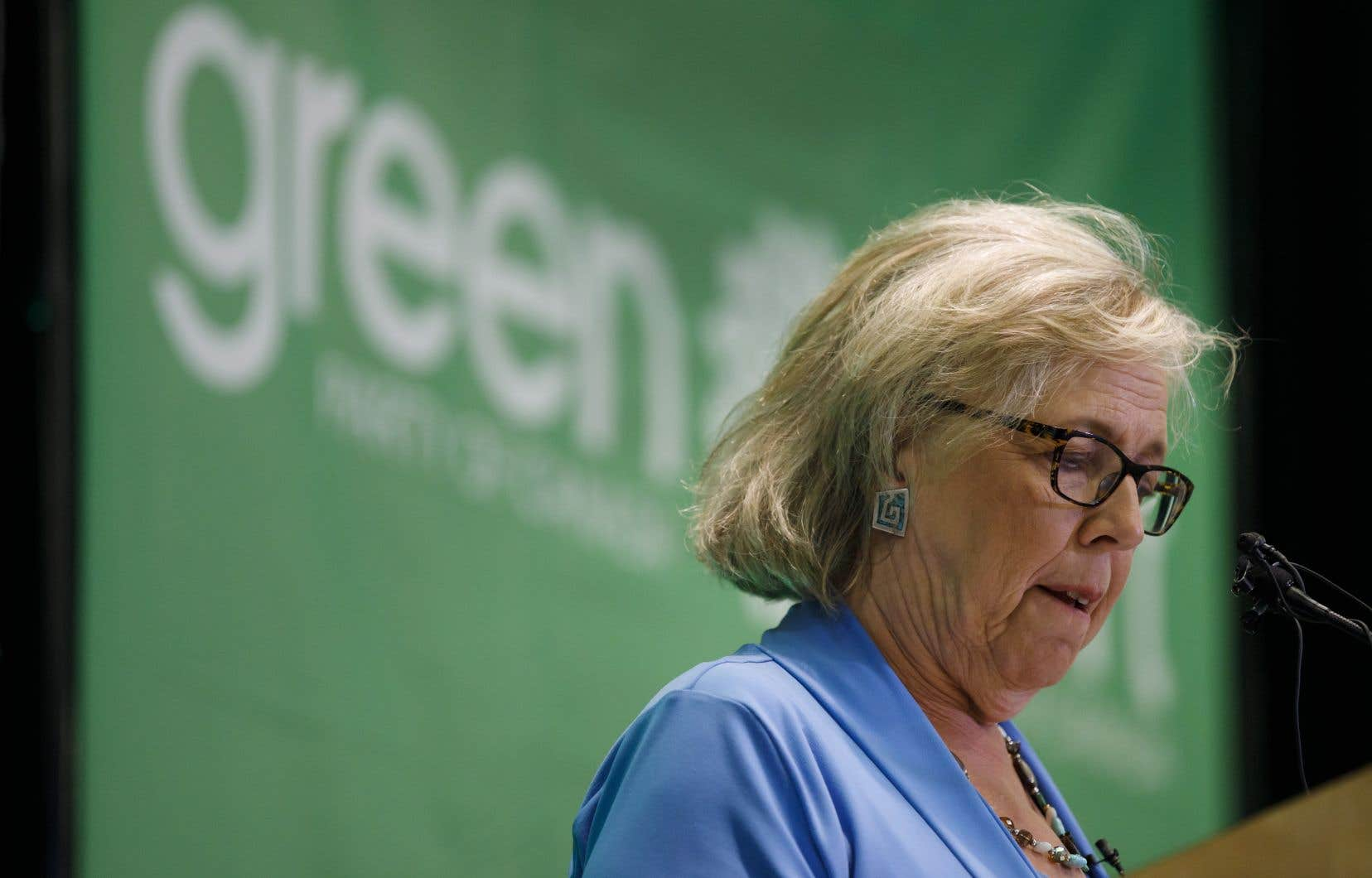 Le Parti vert a récolté un peu plus de 1,16million de voix, soit 6,5% des votes. Il n'a toutefois fait élire que trois députés.