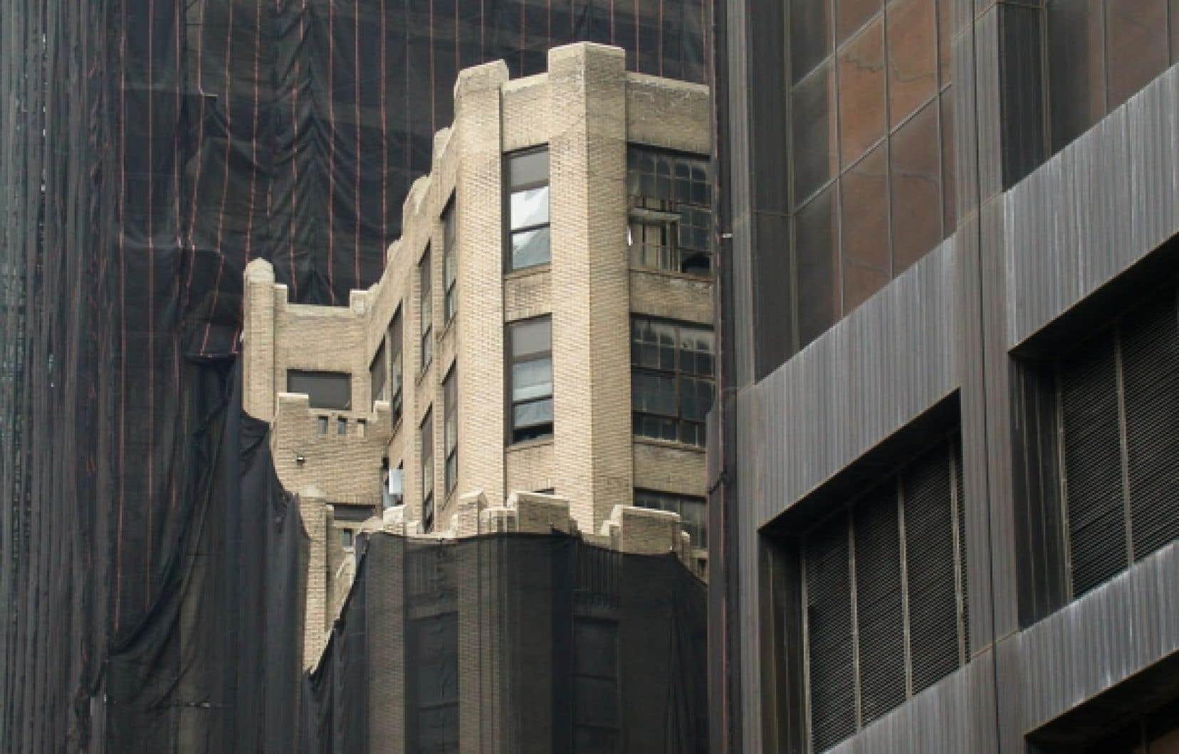 New York Ground Zero (2002). Photographie numérique.