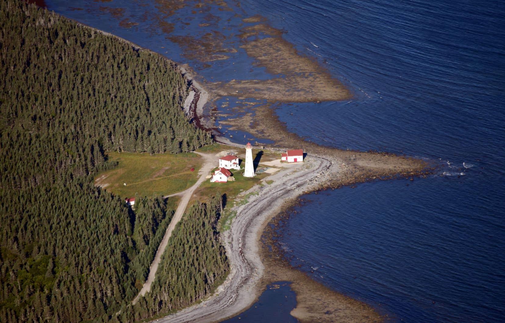 Les chances de voir l'île d'Anticosti accéder à la liste du patrimoine mondiale de l'UNESCO aurait été compromise sans l'ajout d'une bande de protection sur son pourtour.