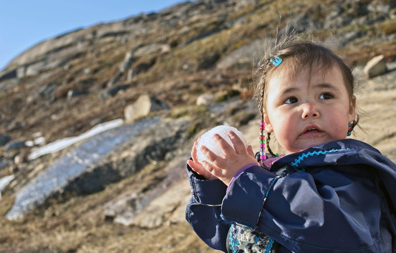 Les enfants de Puvirnituq sont issus de la neige et de la toundra, de l'infini et d'un «vaste ciel sans vent, ni faim, ni violence».