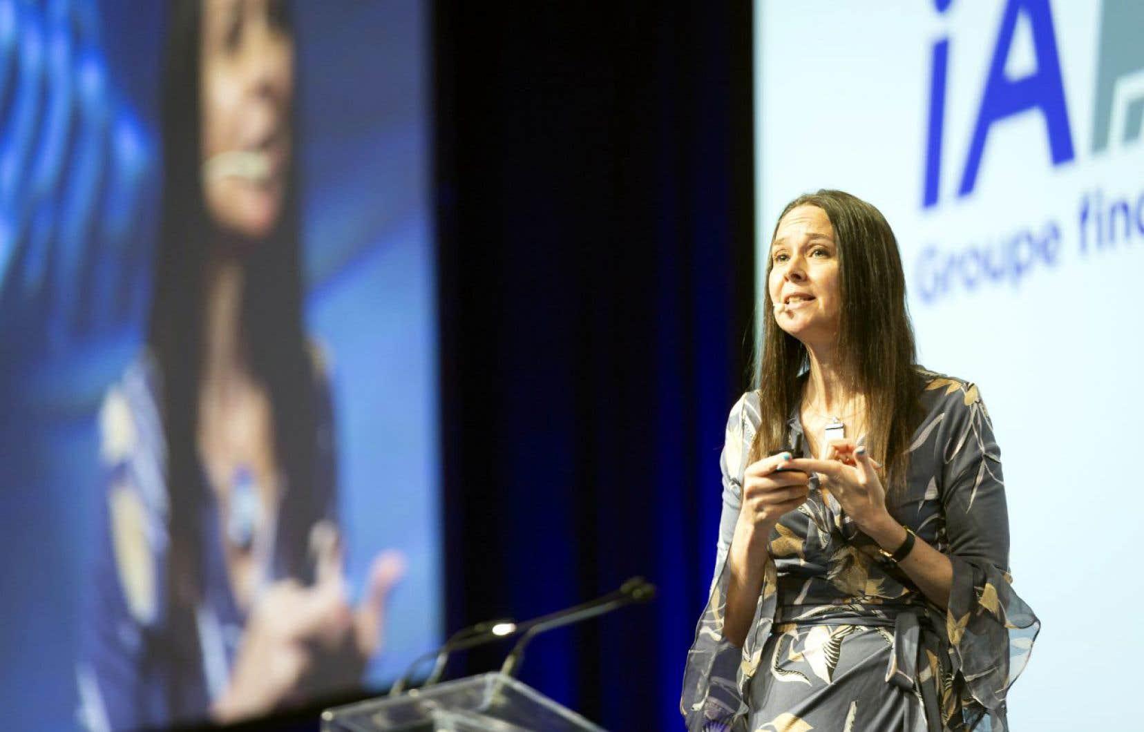 La banque américaine Morgan Stanley a confié, en 2017, la direction de son nouveau centre de surveillance à l'experte en contre-terrorisme Jen Easterly. Celle-ci a participé cette semaine à une présentation au Forum FinTech organisé par Finance Montréal.