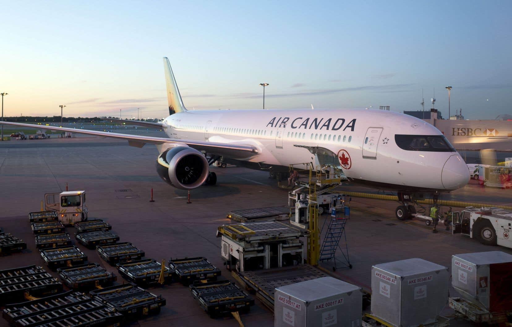 Air Canada a supprimé le 737 MAX de ses horaires de vol au moins jusqu'au 14février.
